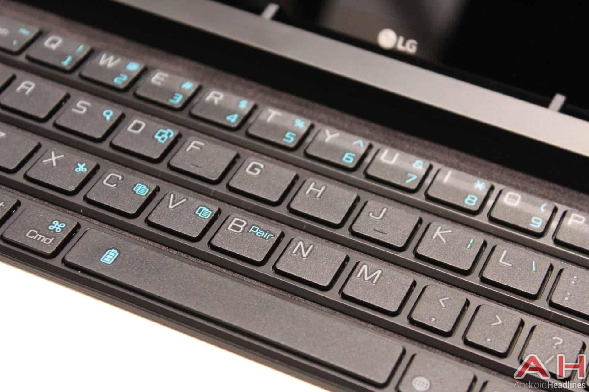 LG Rolly Keyboard AH 6