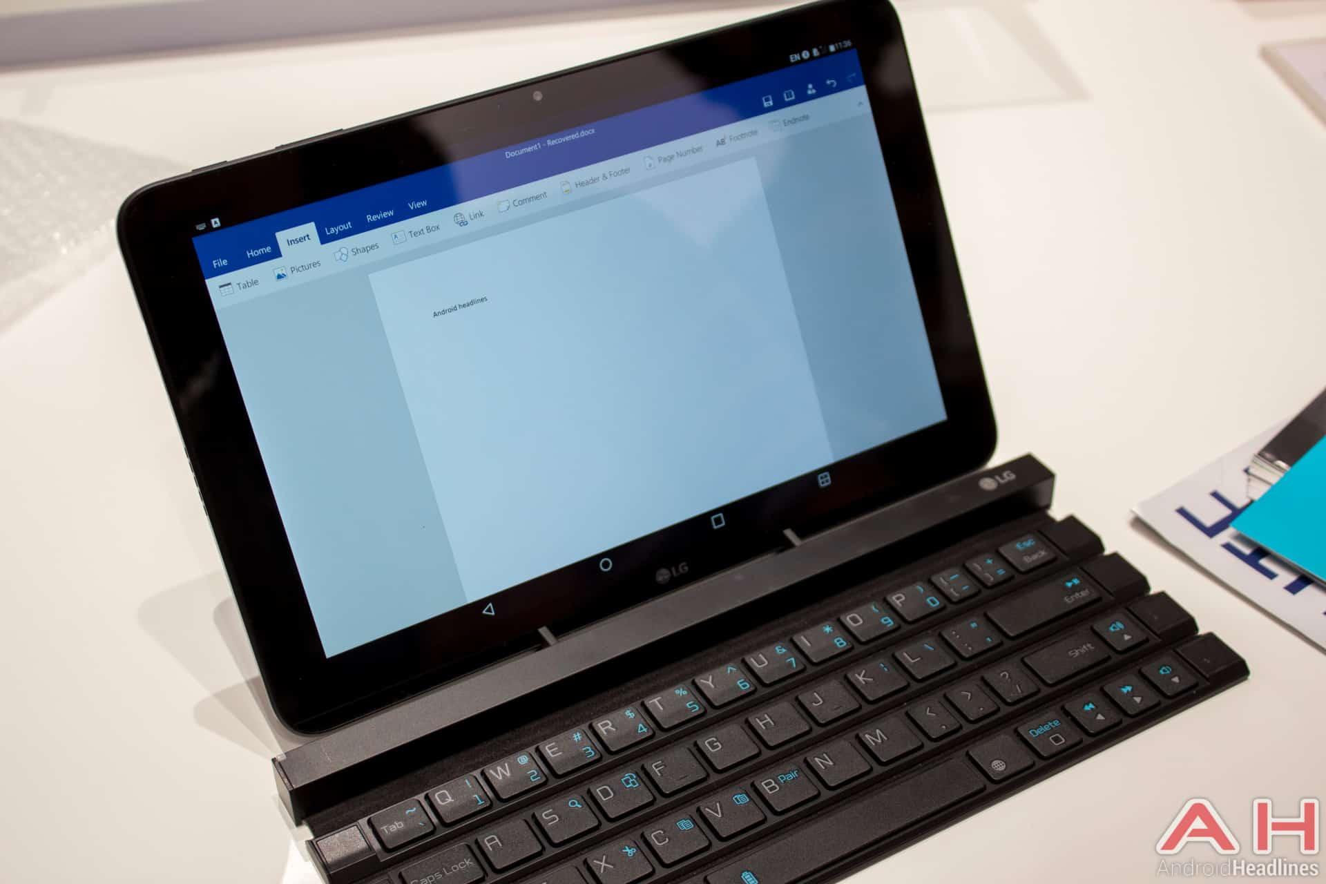 LG Rolly Keyboard AH 9