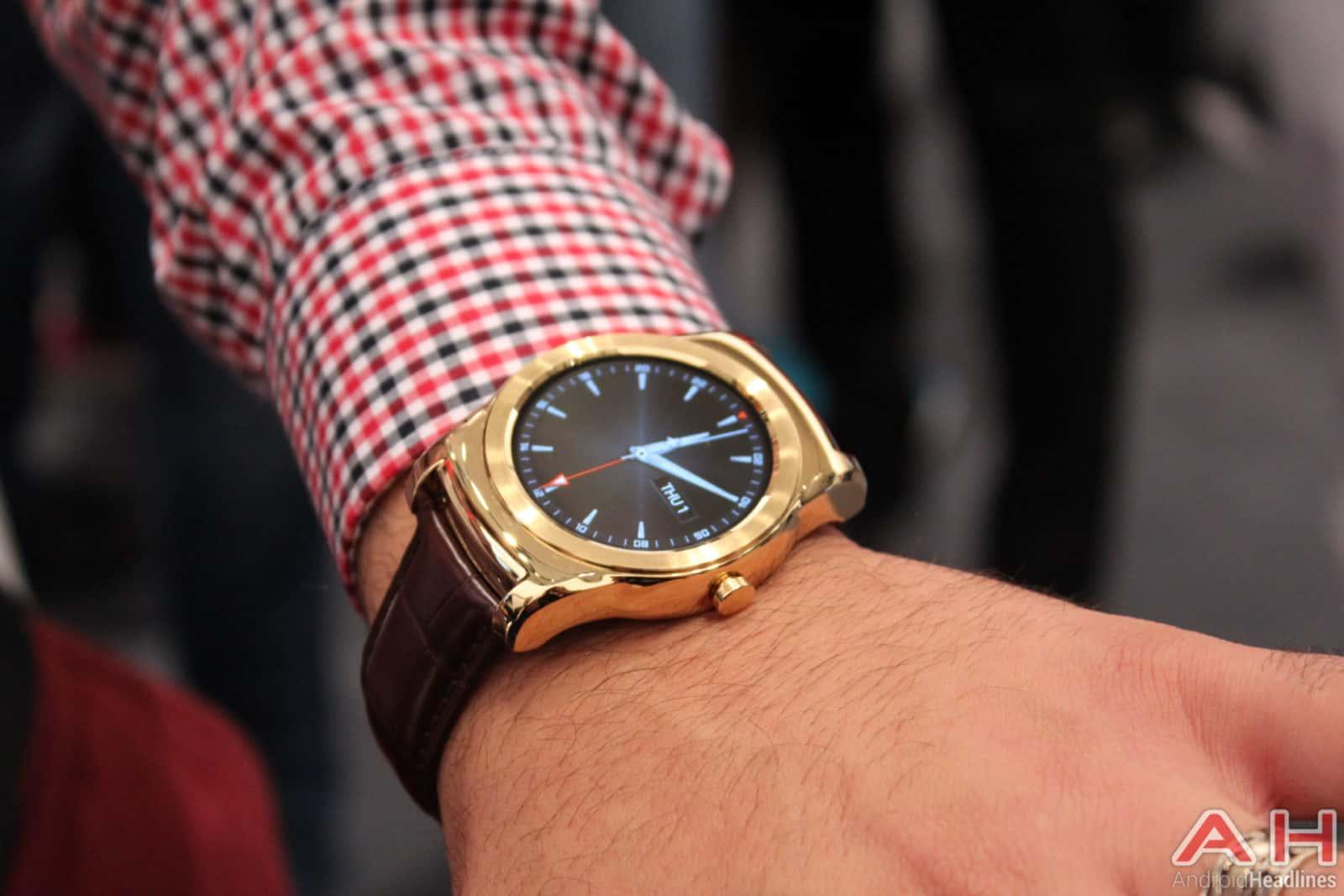 LG Watch Urbane Luxe AH 1