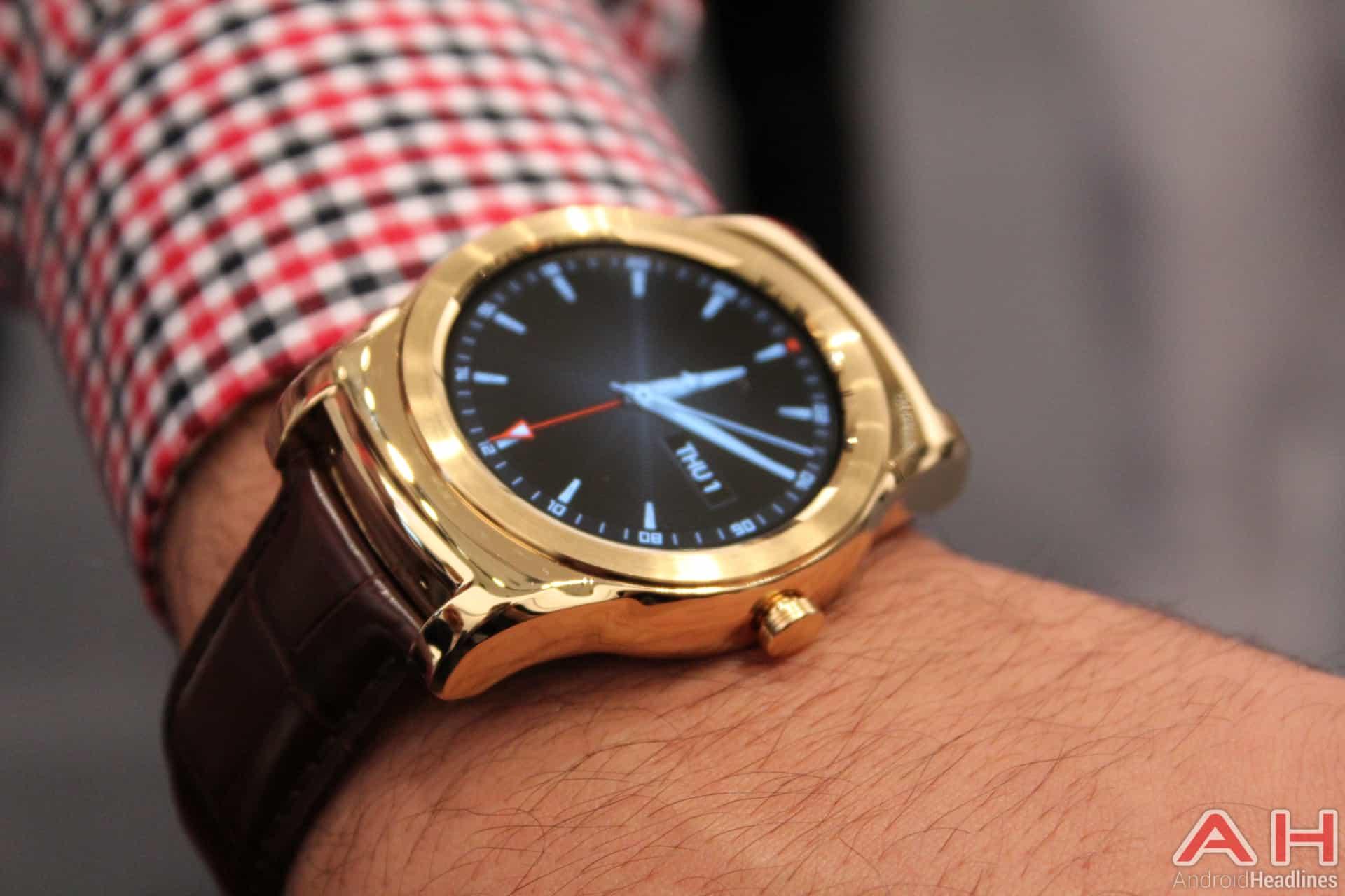 LG Watch Urbane Luxe AH 2