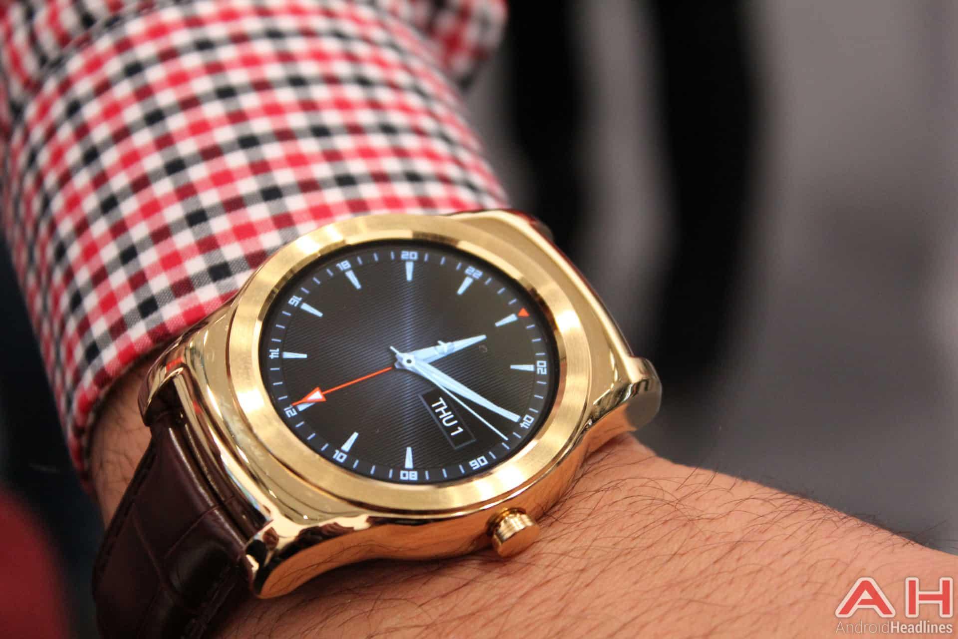 LG Watch Urbane Luxe AH 3