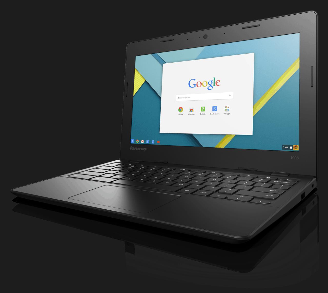 Lenovo Chromebook 100S_2