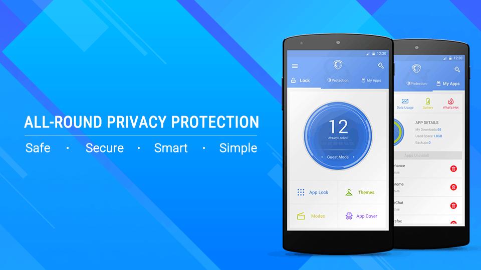 Sponsored App Review: LEO Privacy Guard - AppLock ...