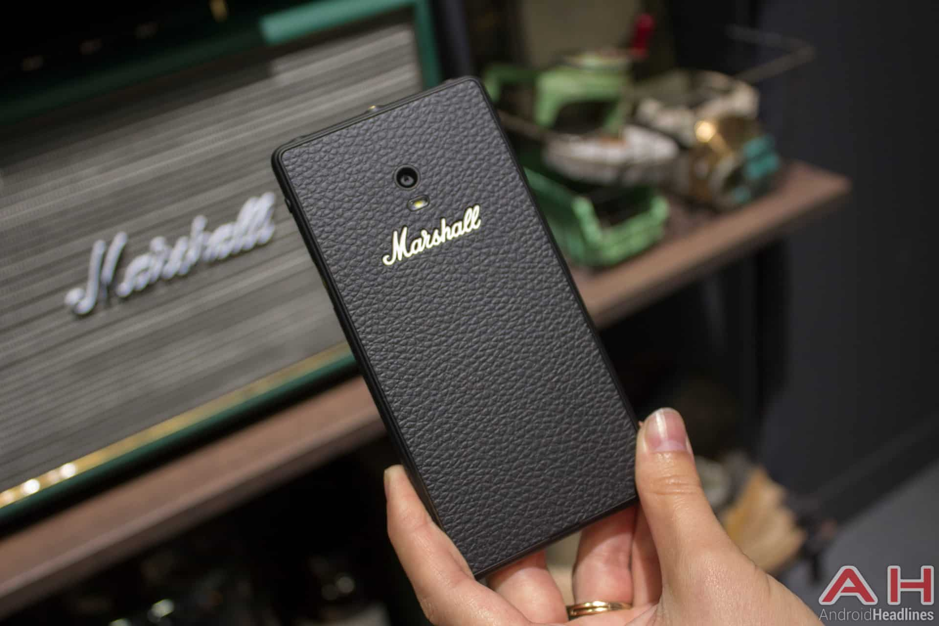 Marshall London IFA AH 8