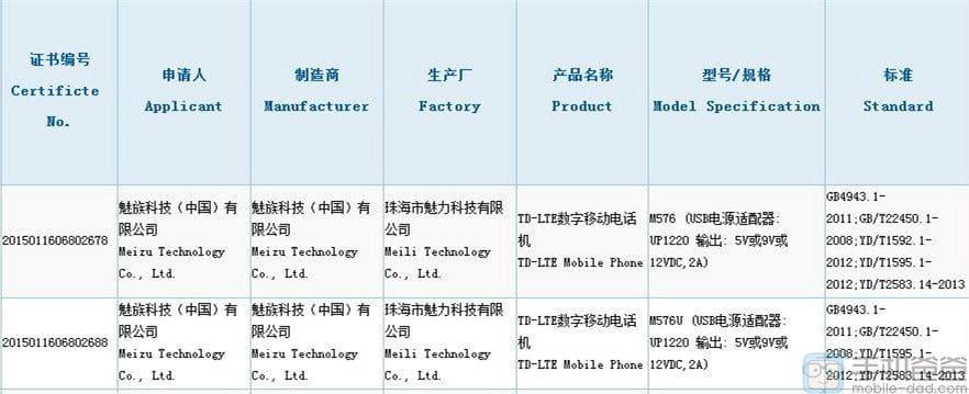Meizu Pro 5 3C listing_1