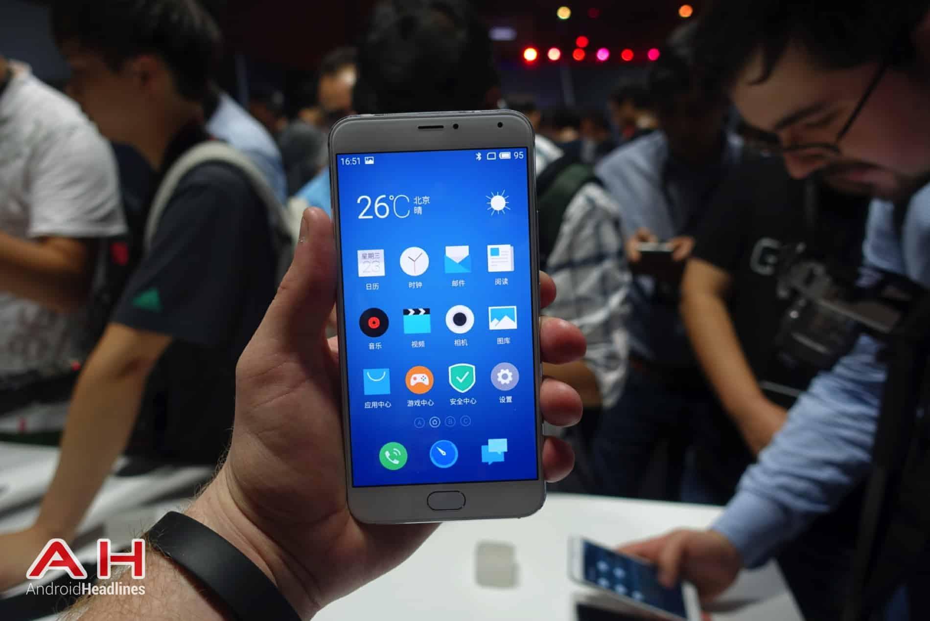 Meizu Pro 5 AH 08