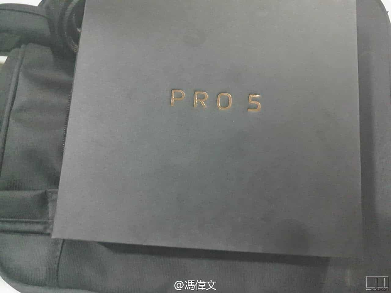 Meizu Pro 5 retail packaging leak 4