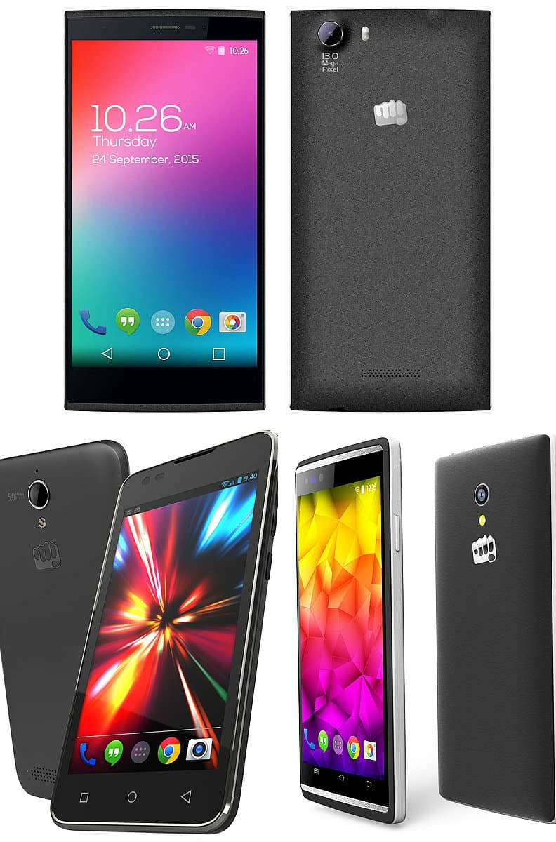 Micromax Canvas 4G line (2015)_1