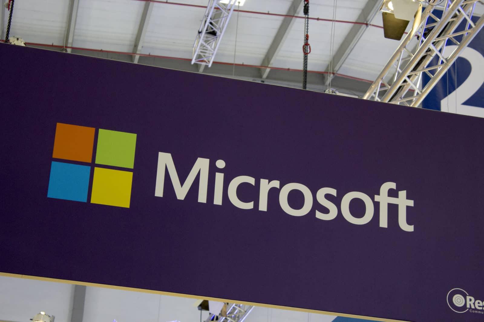Microsoft Logo IFA AH 1
