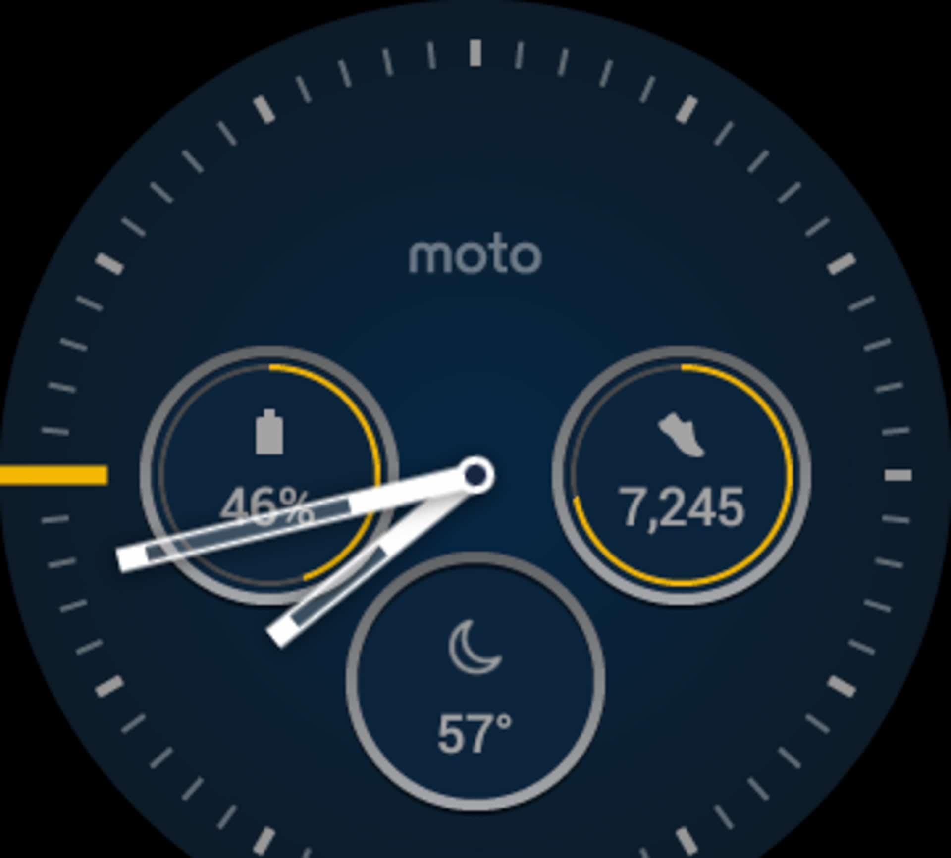 Moto 360 2015 Review AH 22
