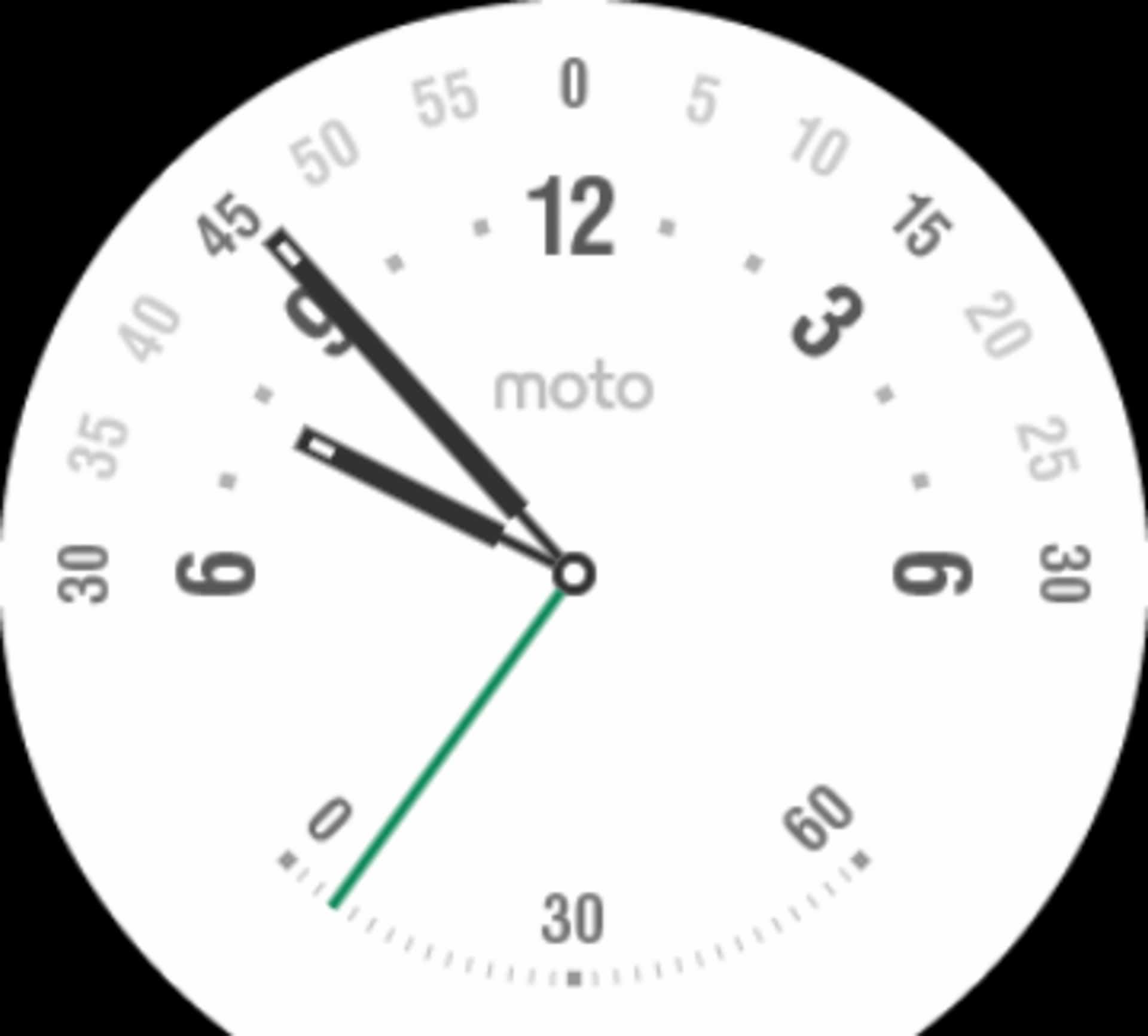 Moto 360 2015 Review AH 7