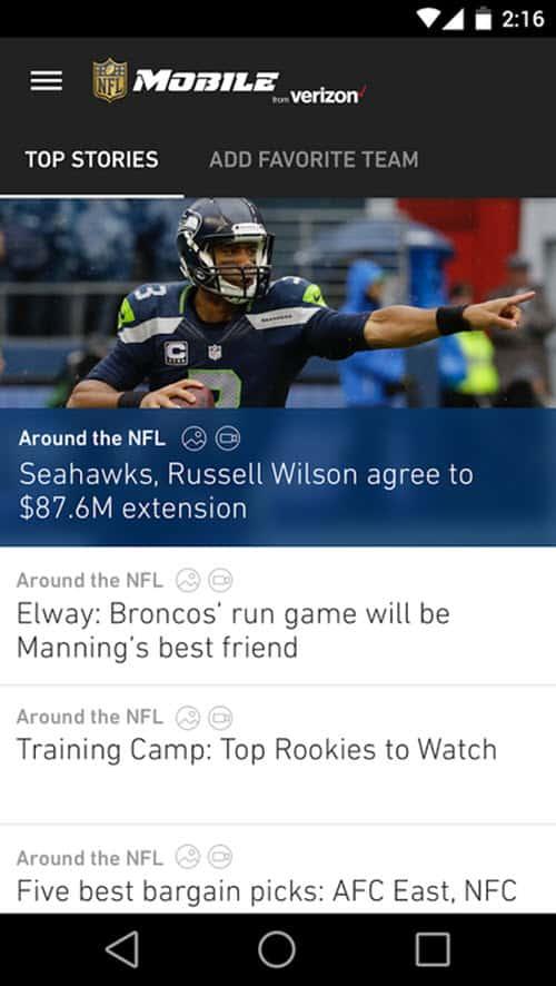 NFL App 1