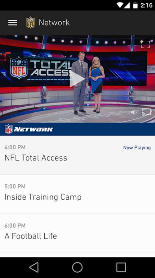 NFL App 6