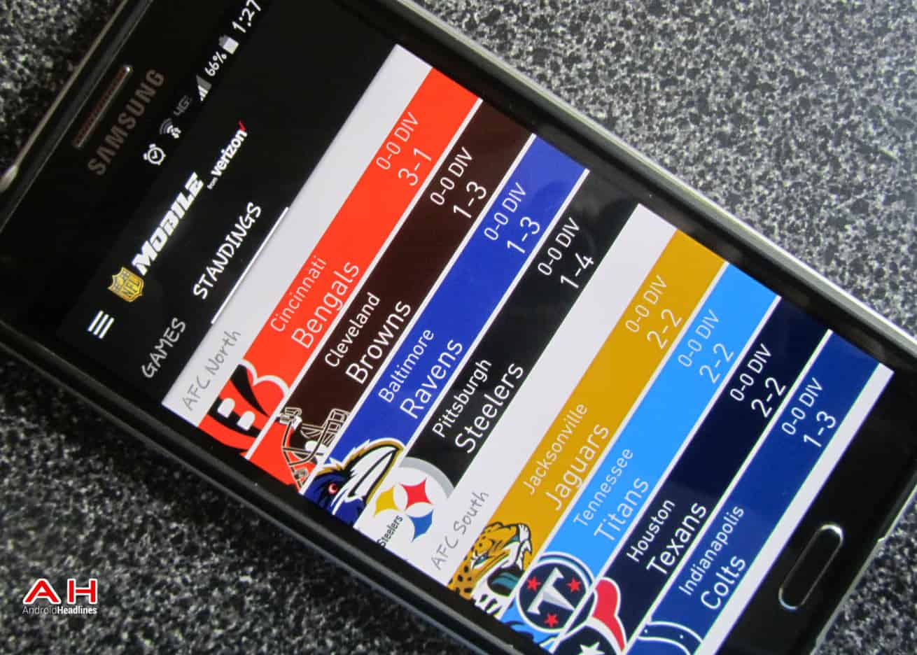 NFL Official App 2 cam AH