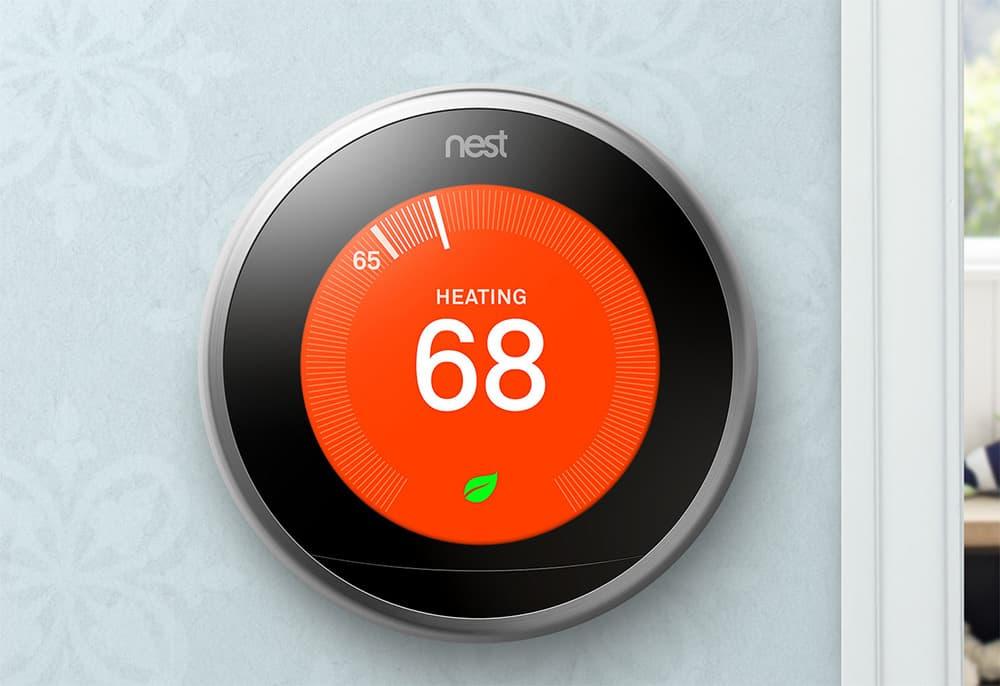 Nest Thermostat 3rd Gen KK