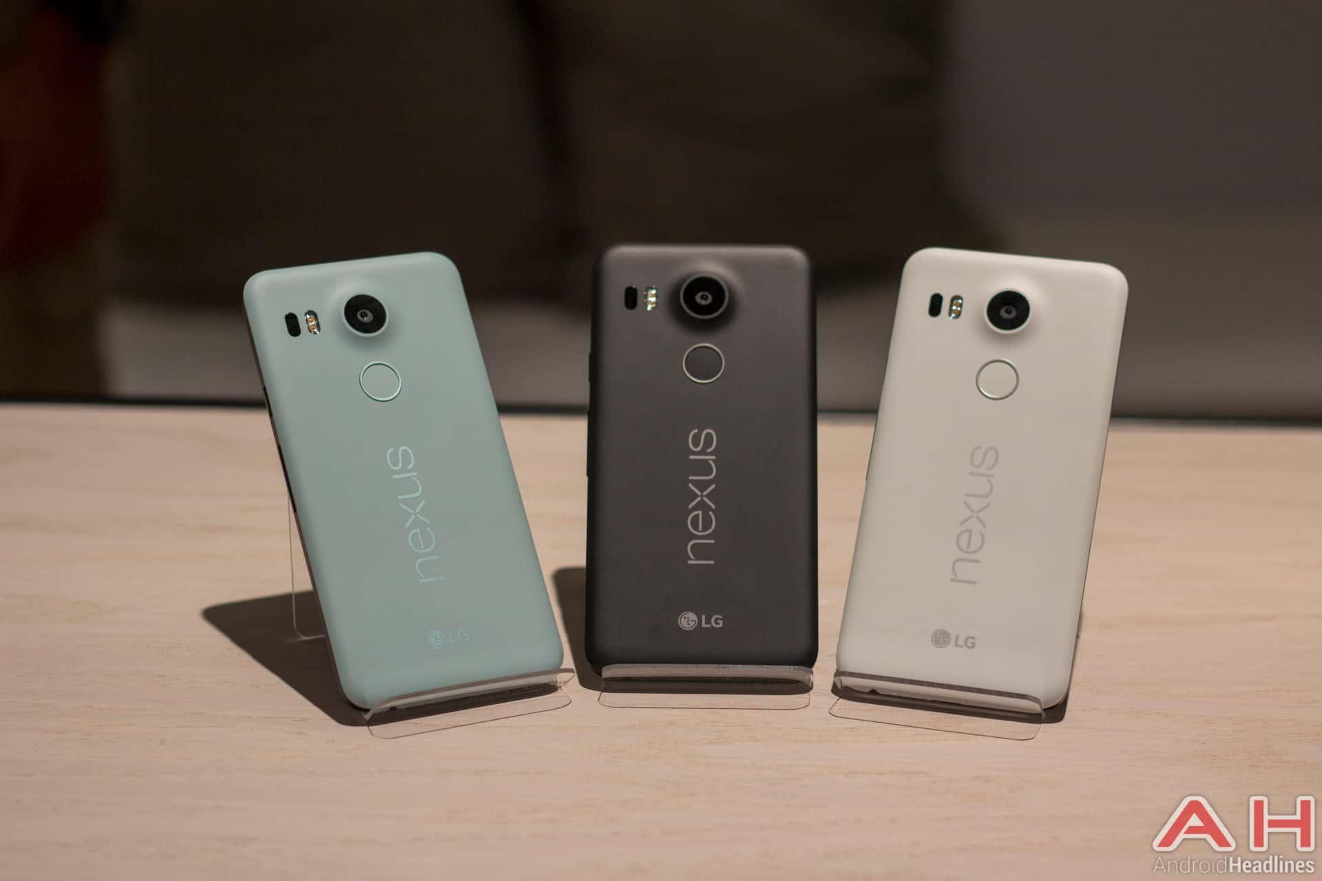 Nexus 5X 6P Group AH 1