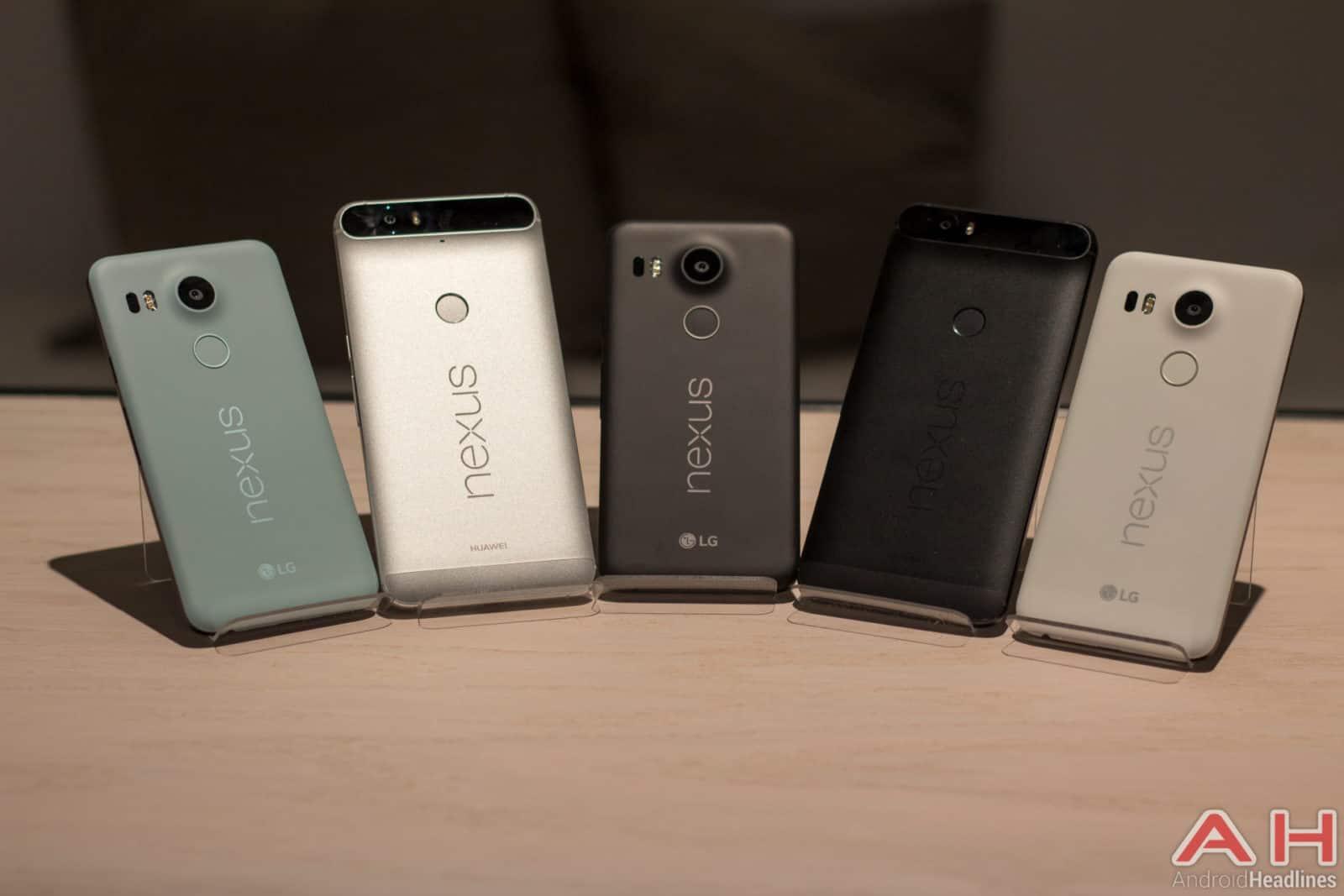 Nexus 5X 6P Group AH 2
