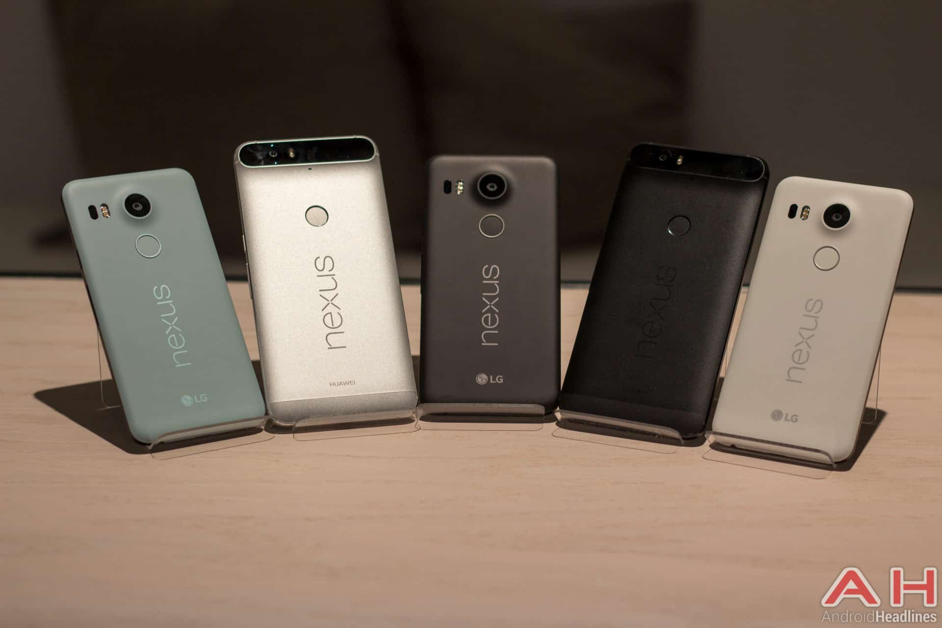 Nexus 5X 6P Group AH 2