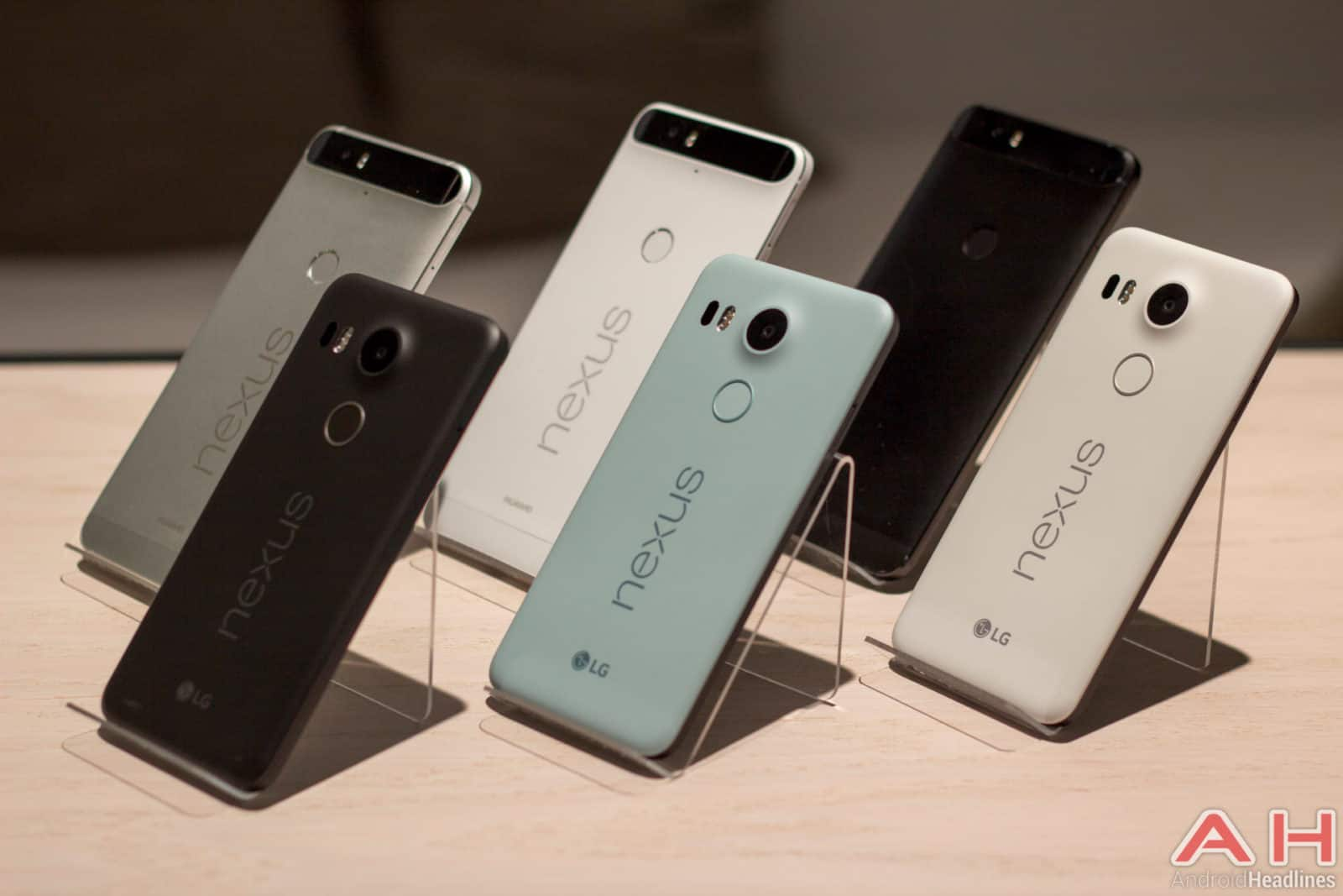 Nexus 5X 6P Group AH 3