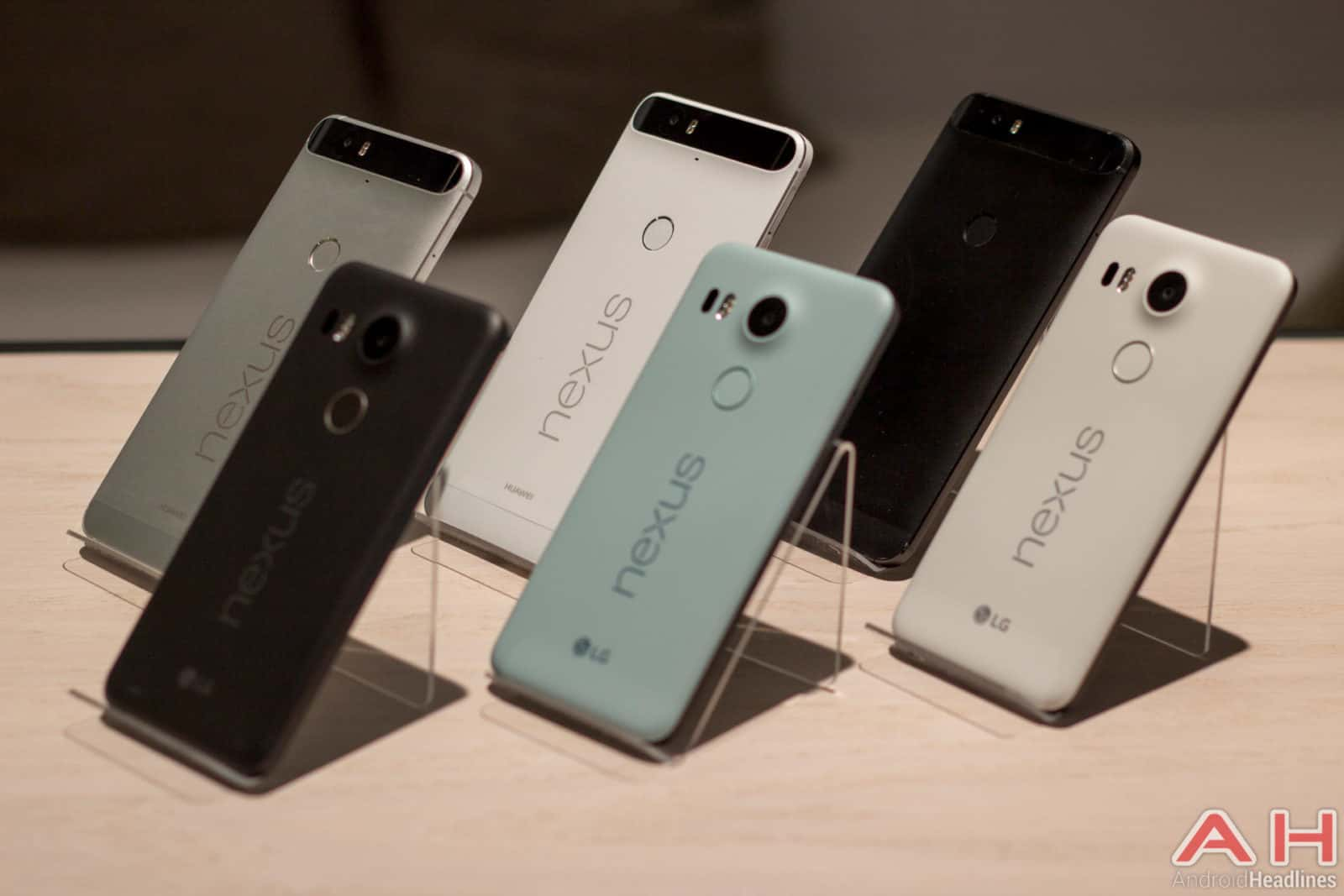 Nexus 5X 6P Group AH 4