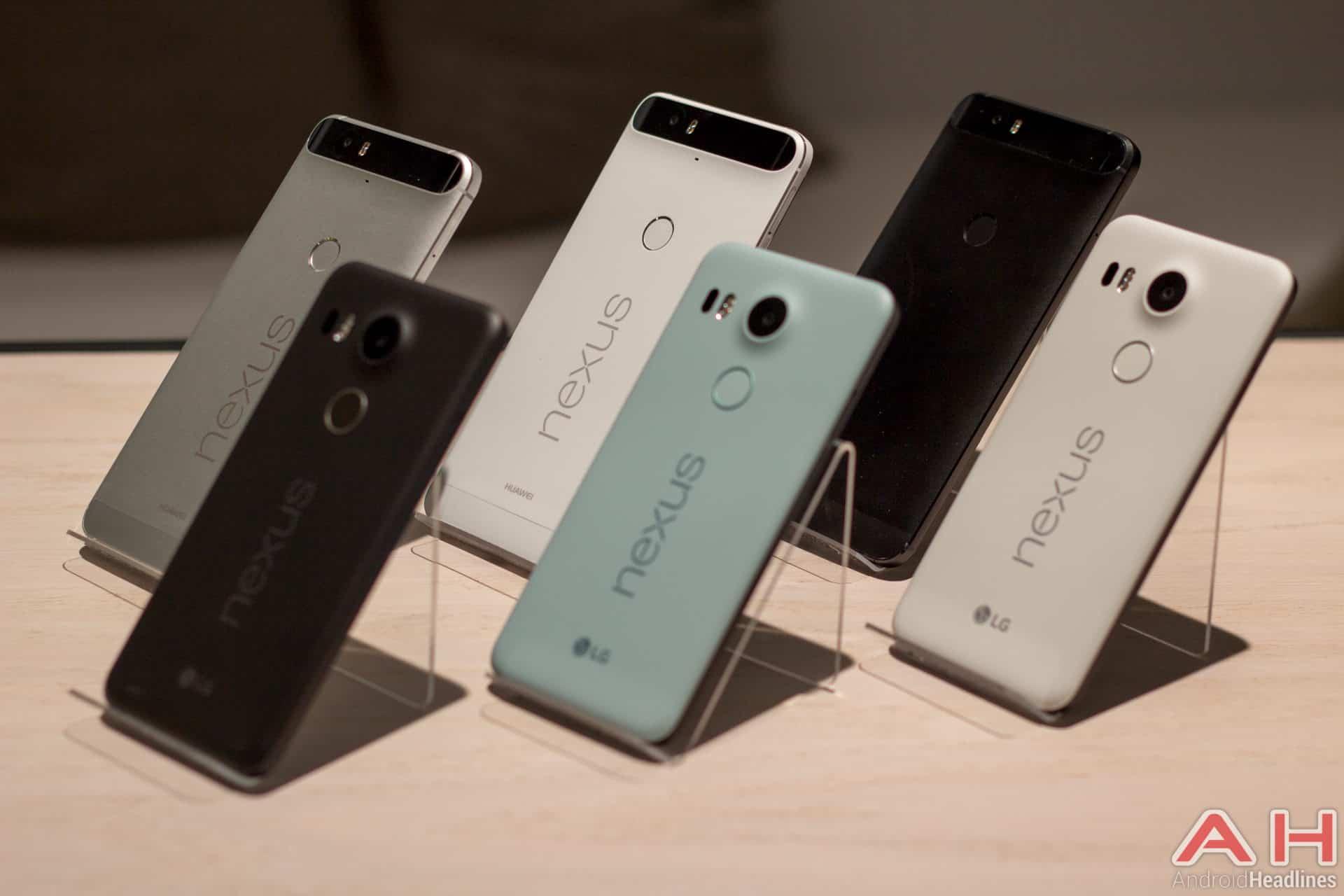 Nexus 5X 6P Group AH 4