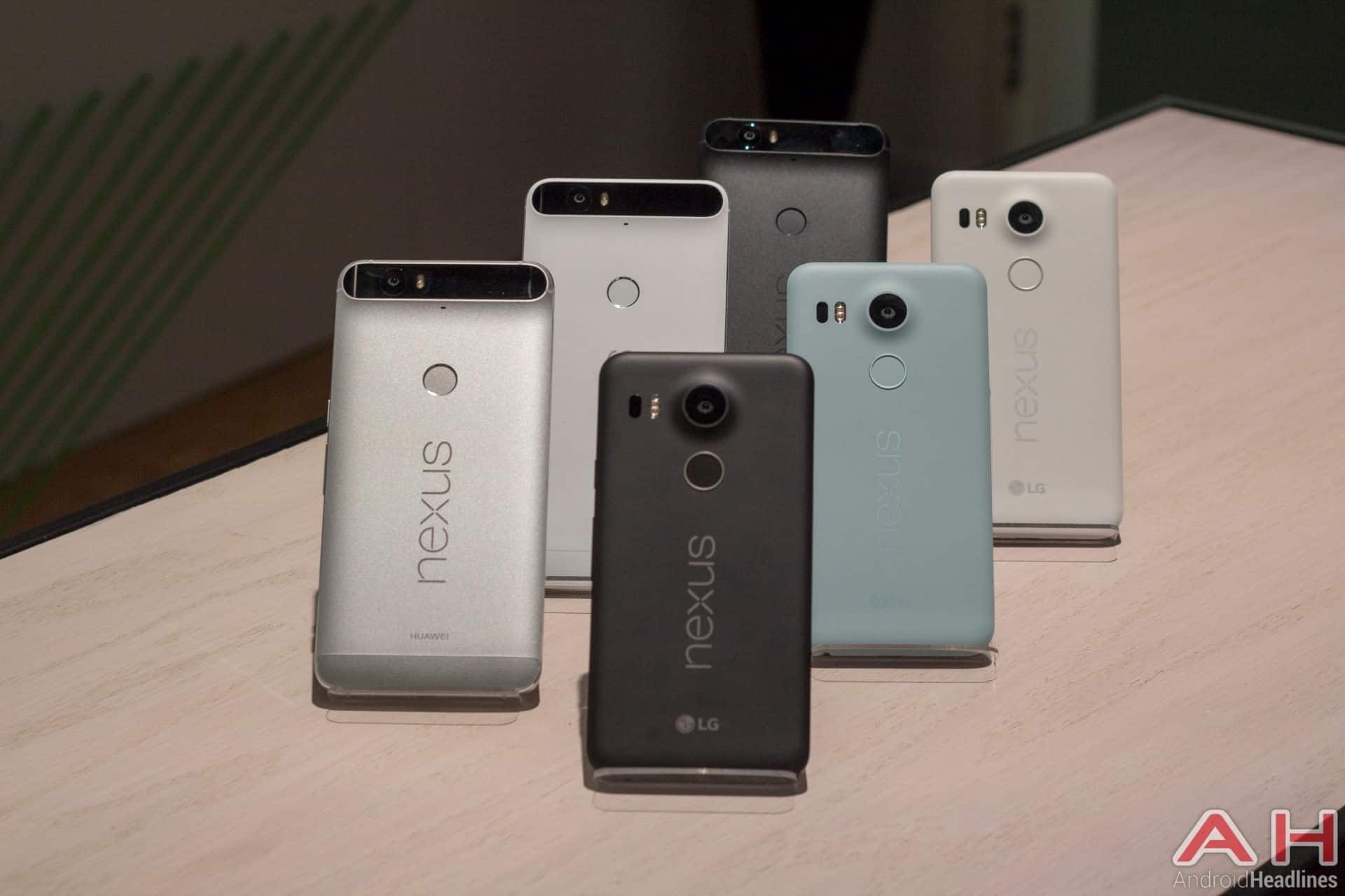 Nexus 5X 6P Group AH 5