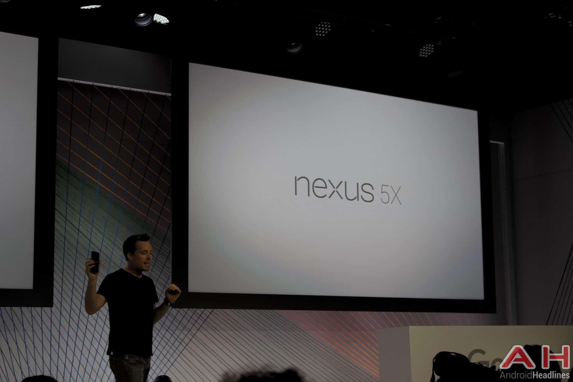 Nexus 5X AH Event 1