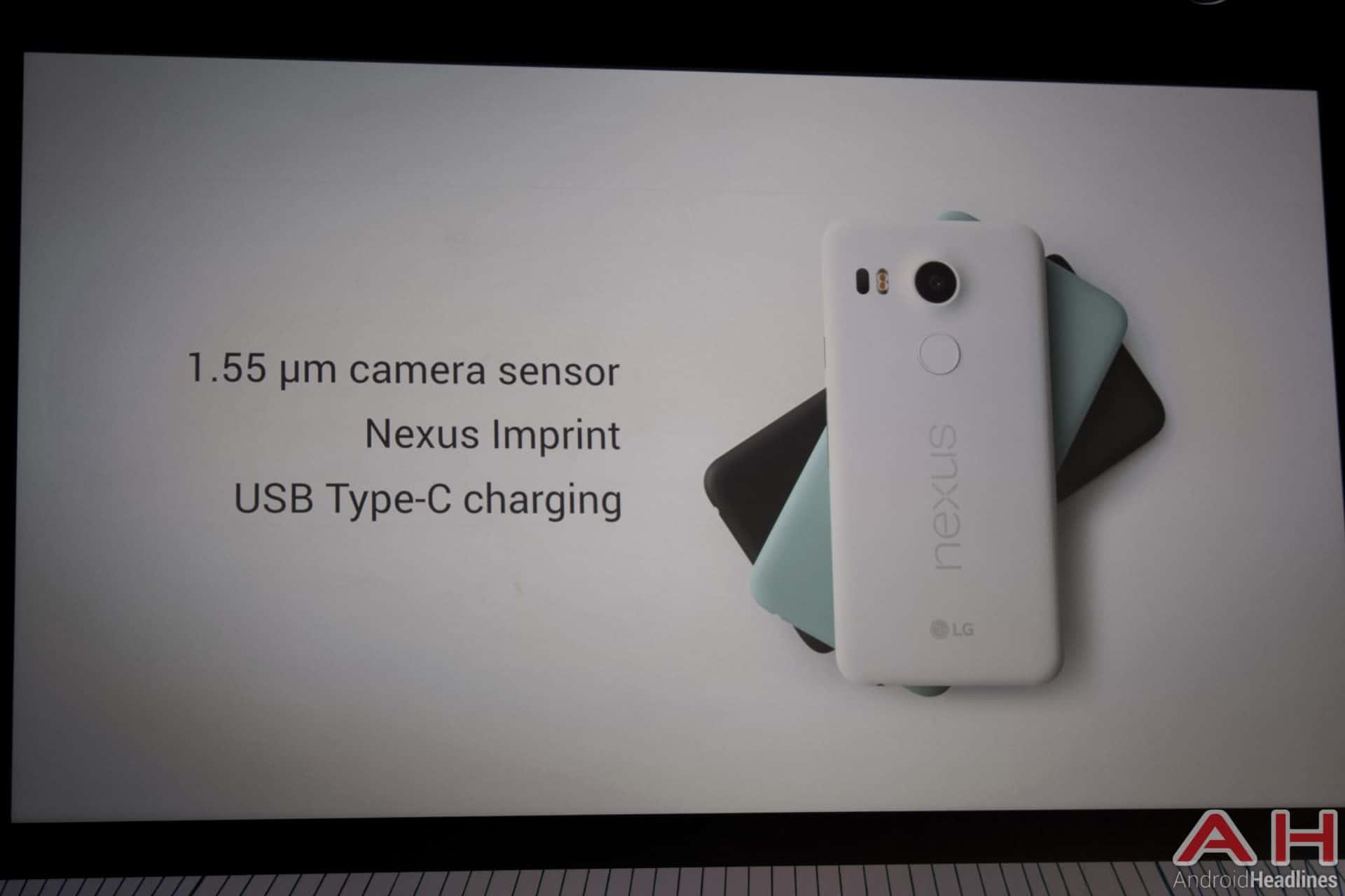 Nexus 5X AH Event 7