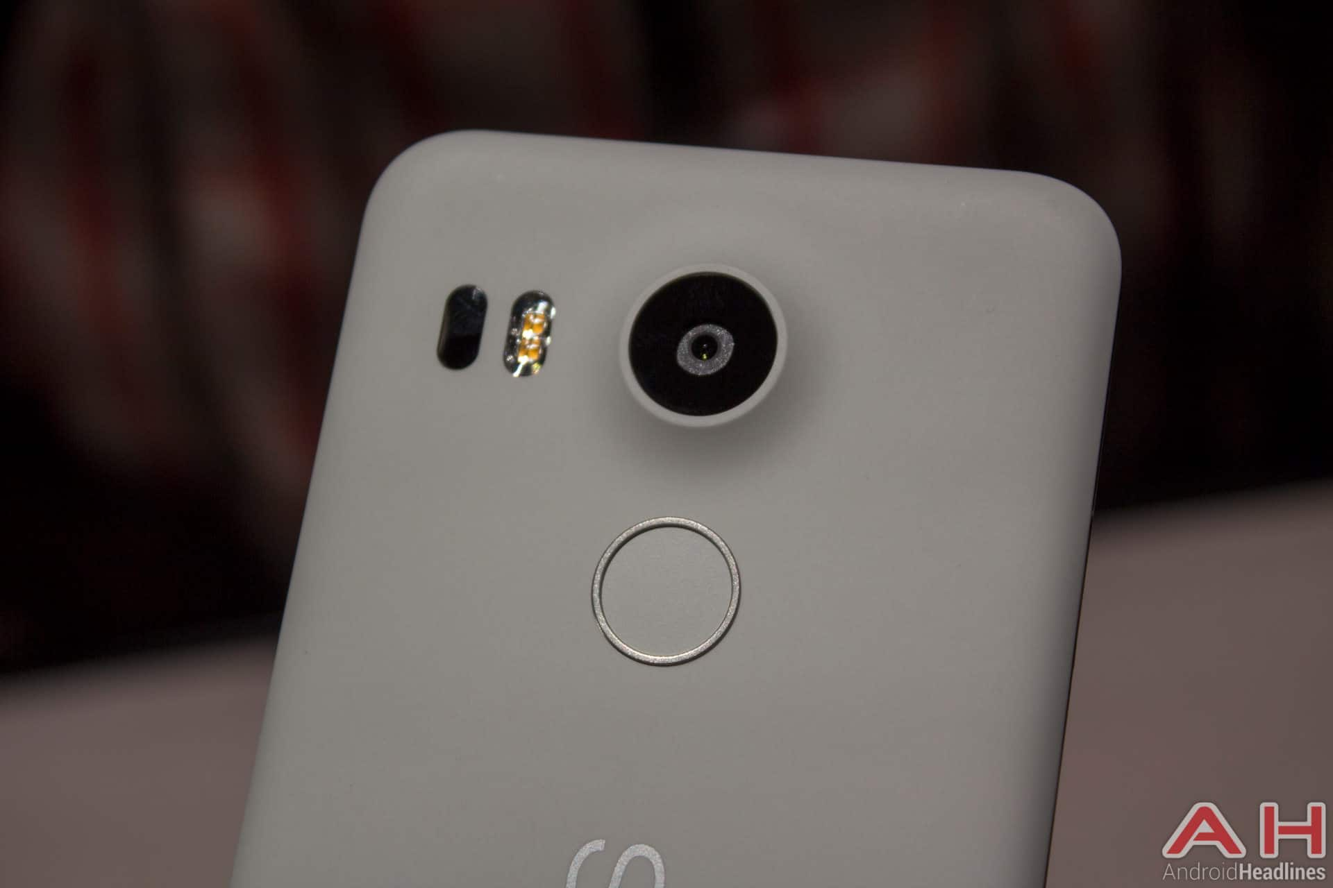 Nexus 5X Hands On AH 11
