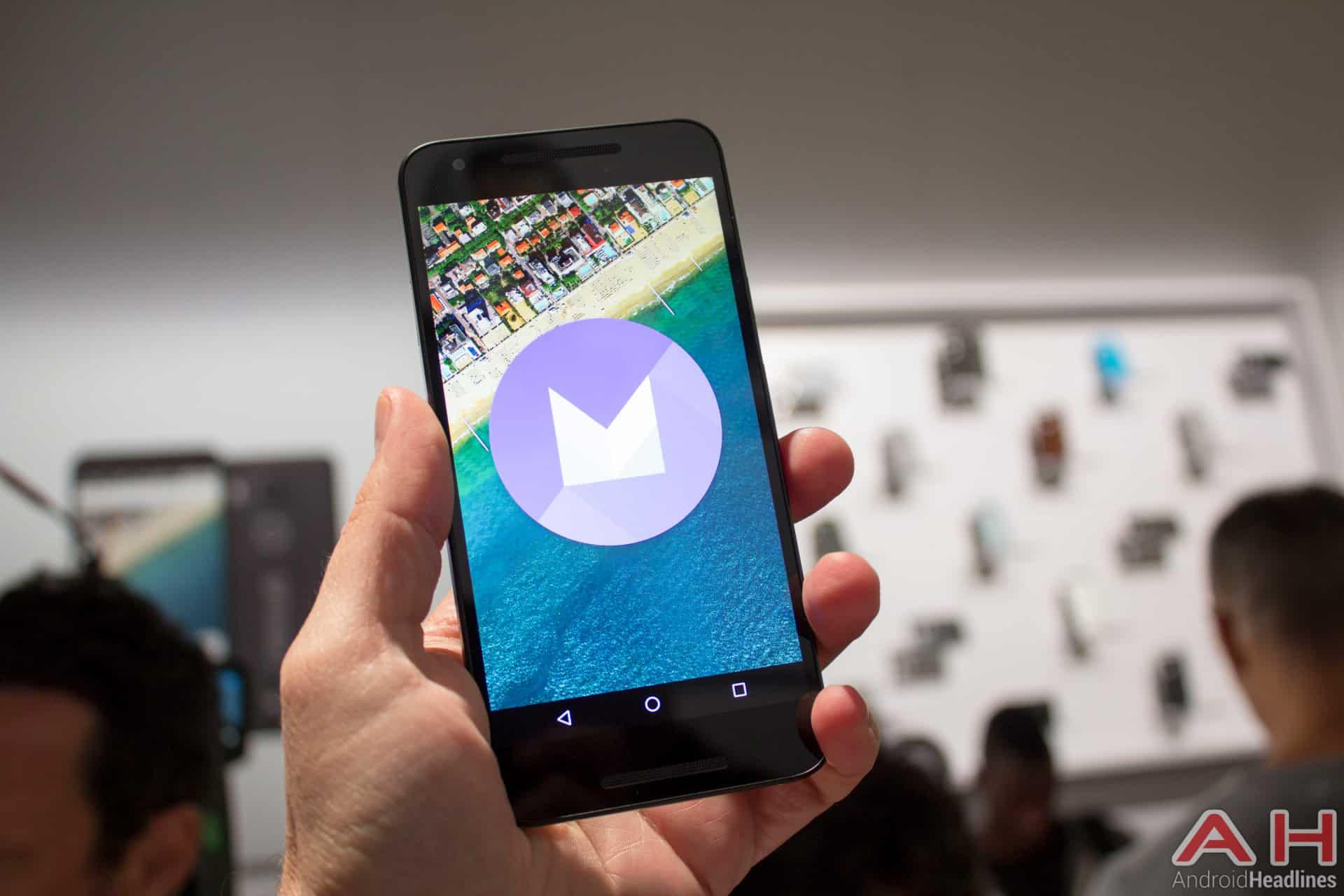Nexus 5X Hands On AH 12