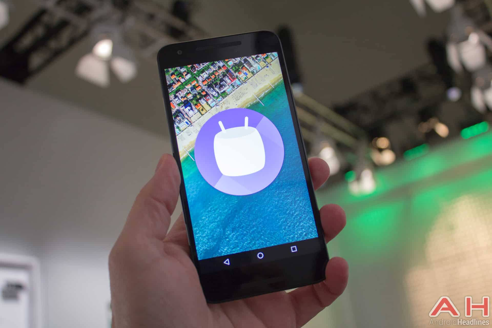 Nexus 5X Hands On AH 13