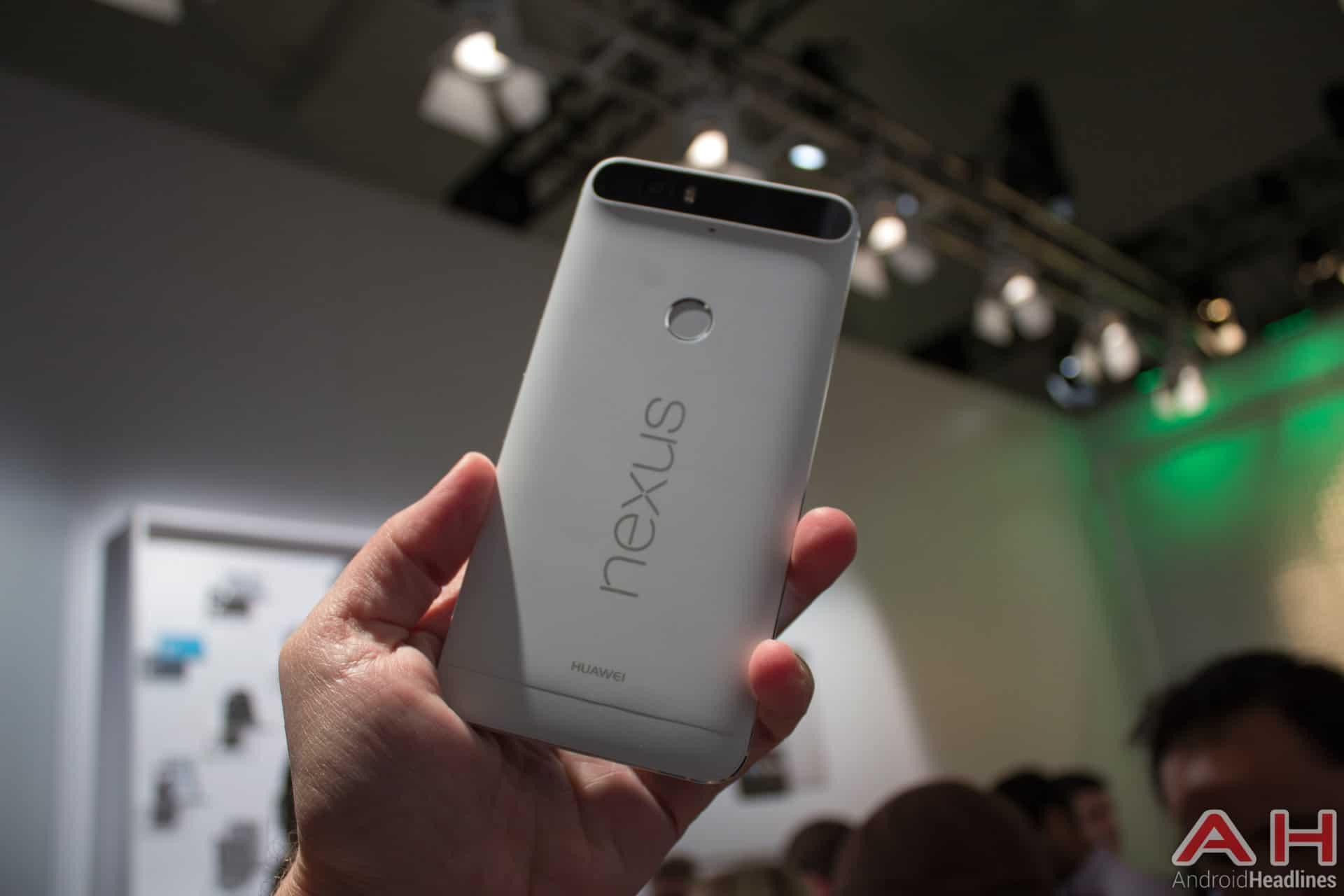 Nexus 5X Hands On AH 18