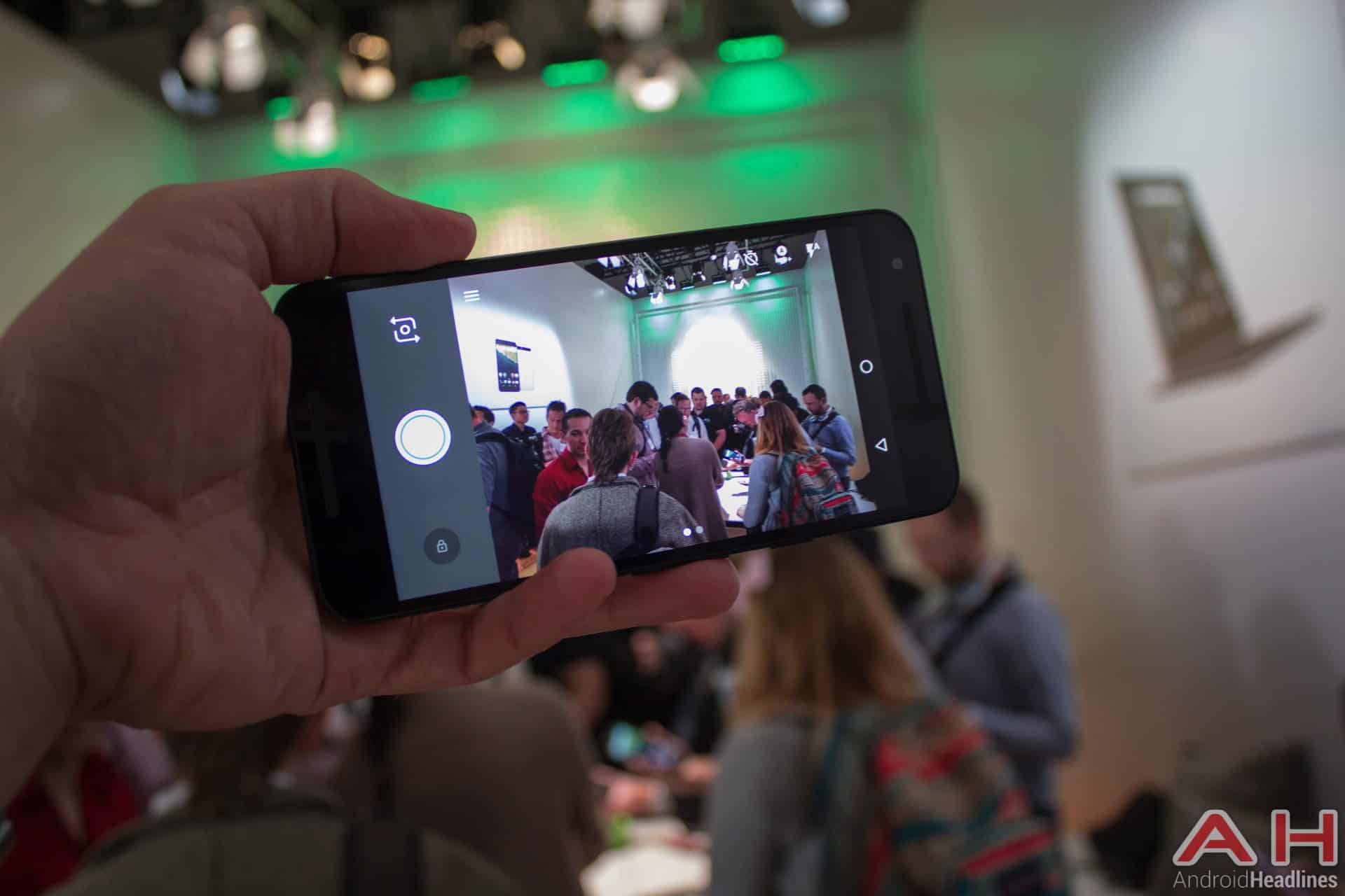 Nexus 5X Hands On AH 2