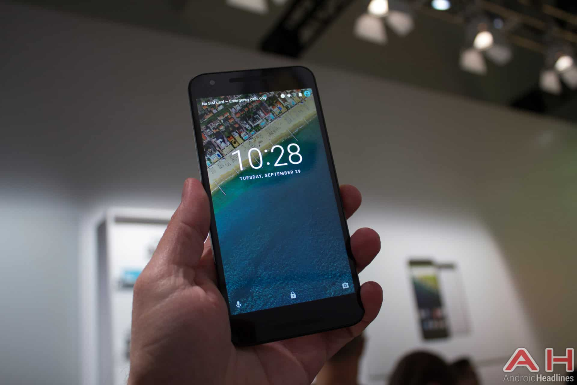 Nexus 5X Hands On AH 3