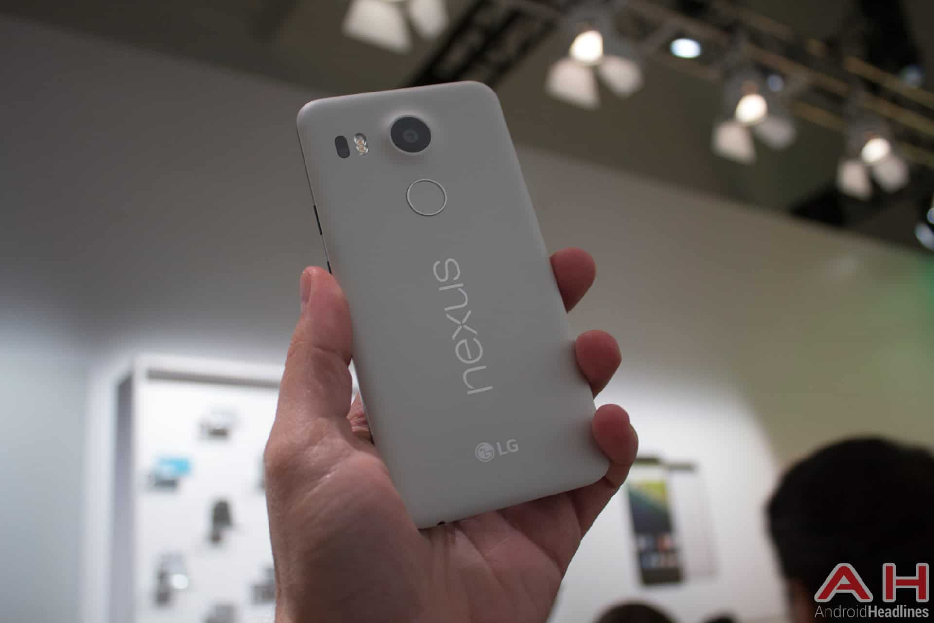 Nexus 5X Hands On AH 4