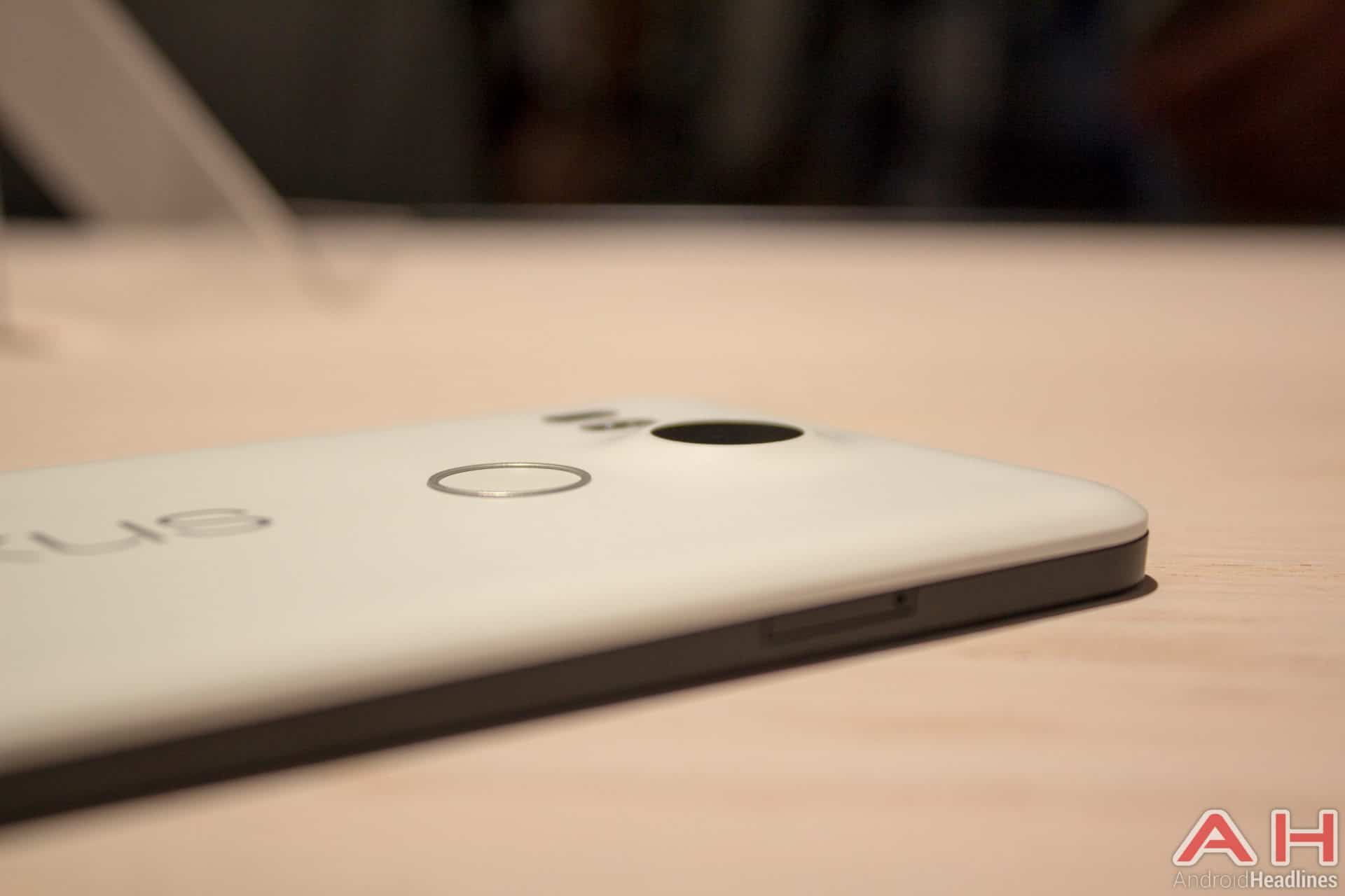 Nexus 5X Hands On AH 8