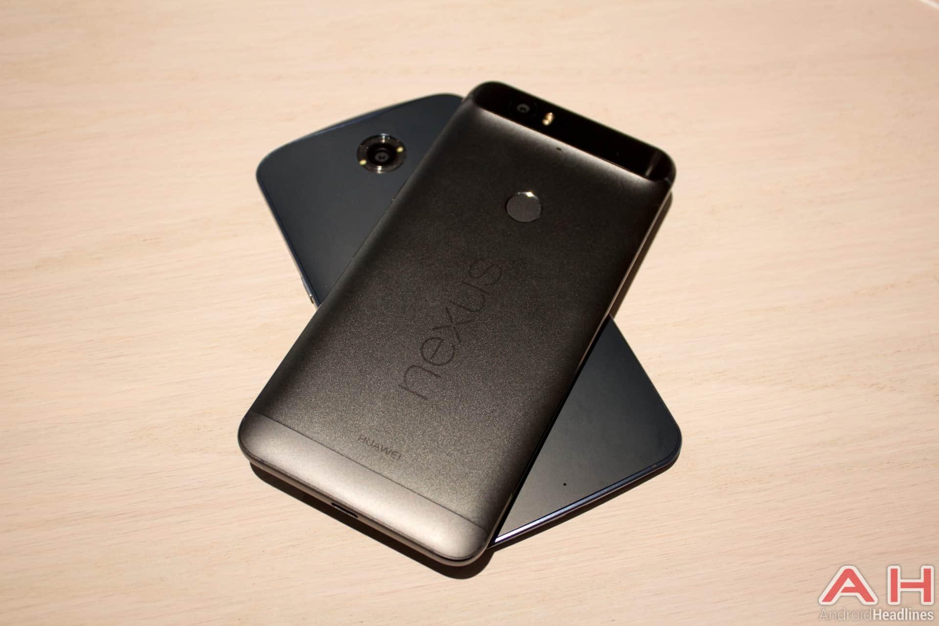 Nexus 6 vs Nexus 6P AH 3