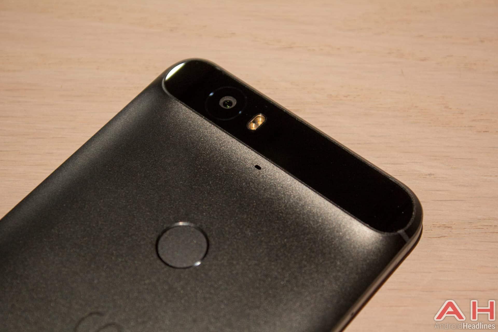 Nexus 6 vs Nexus 6P AH 8