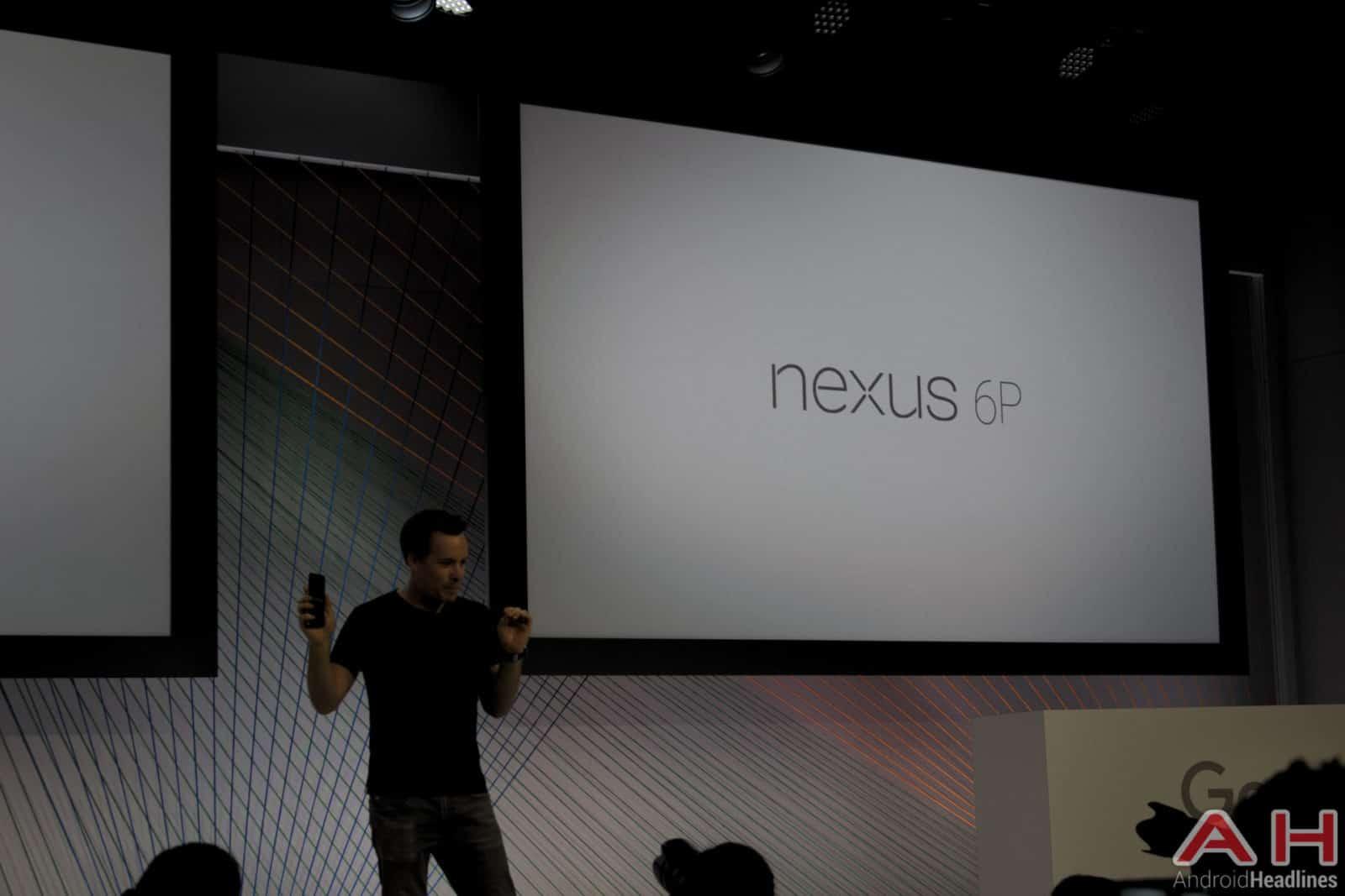 Nexus 6P AH Event 1