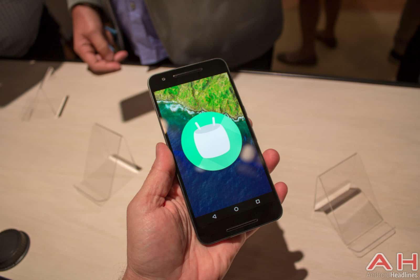 Nexus 6P Hands ON AH 10