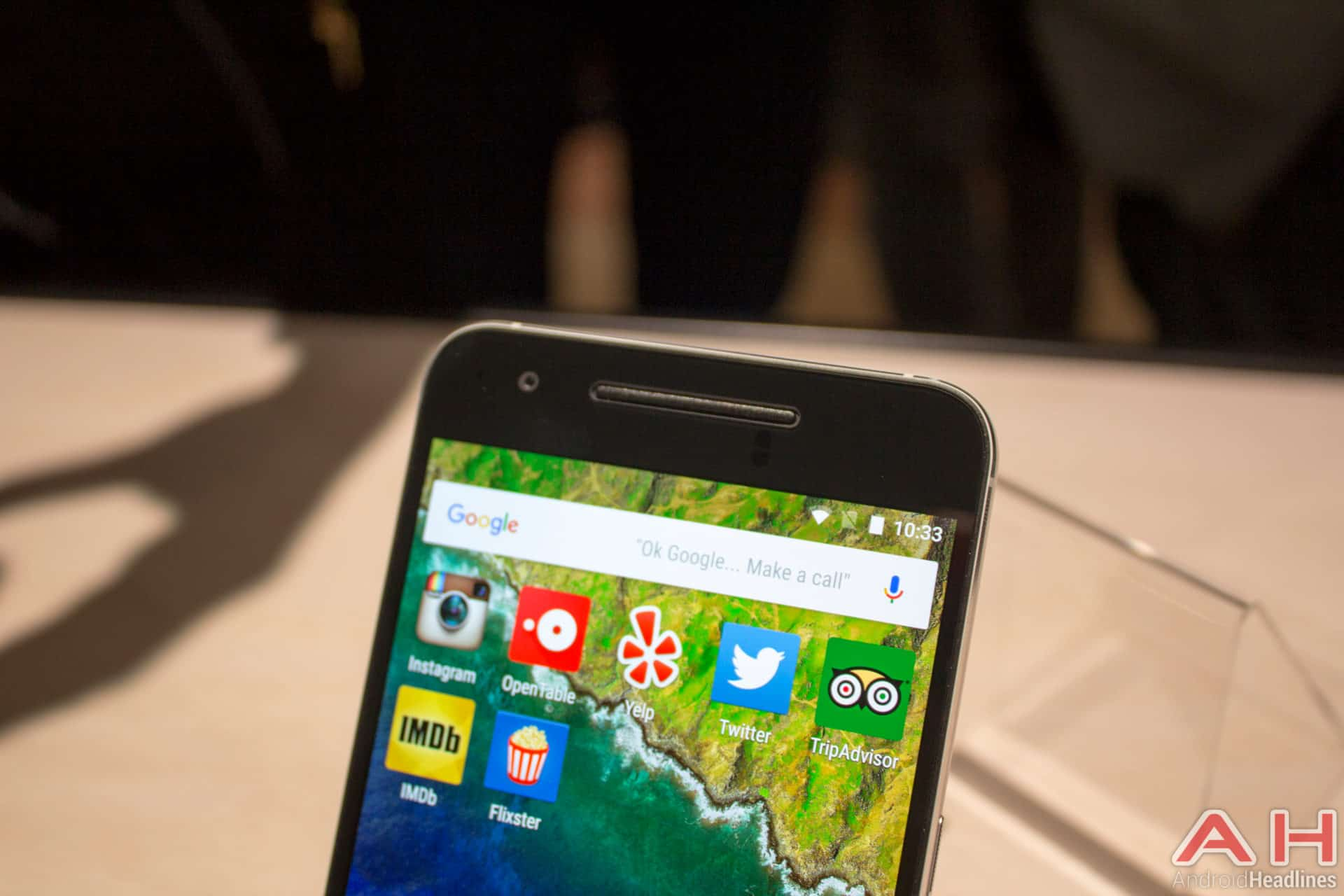 Nexus 6P Hands ON AH 14
