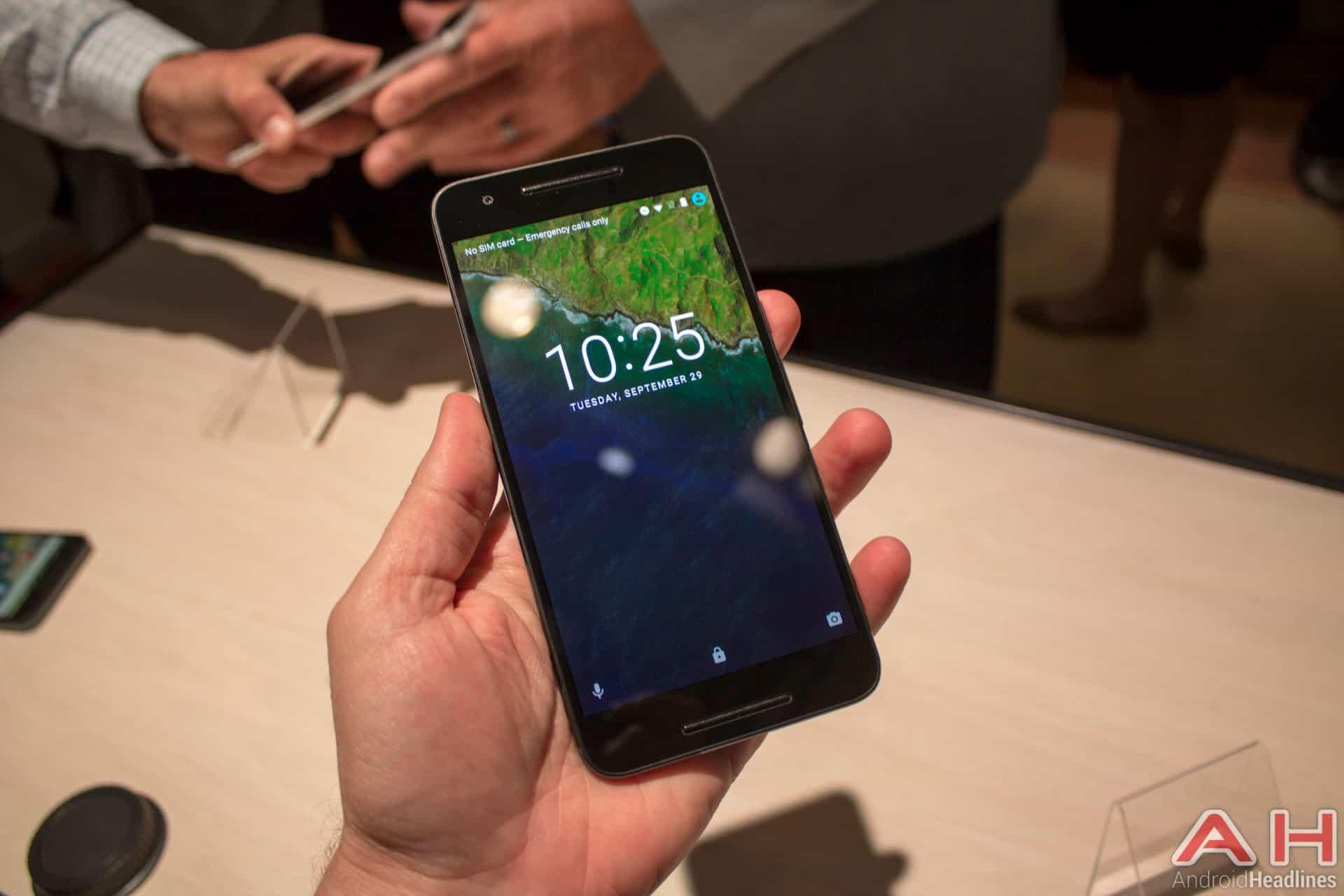 Nexus 6P Hands ON AH 8