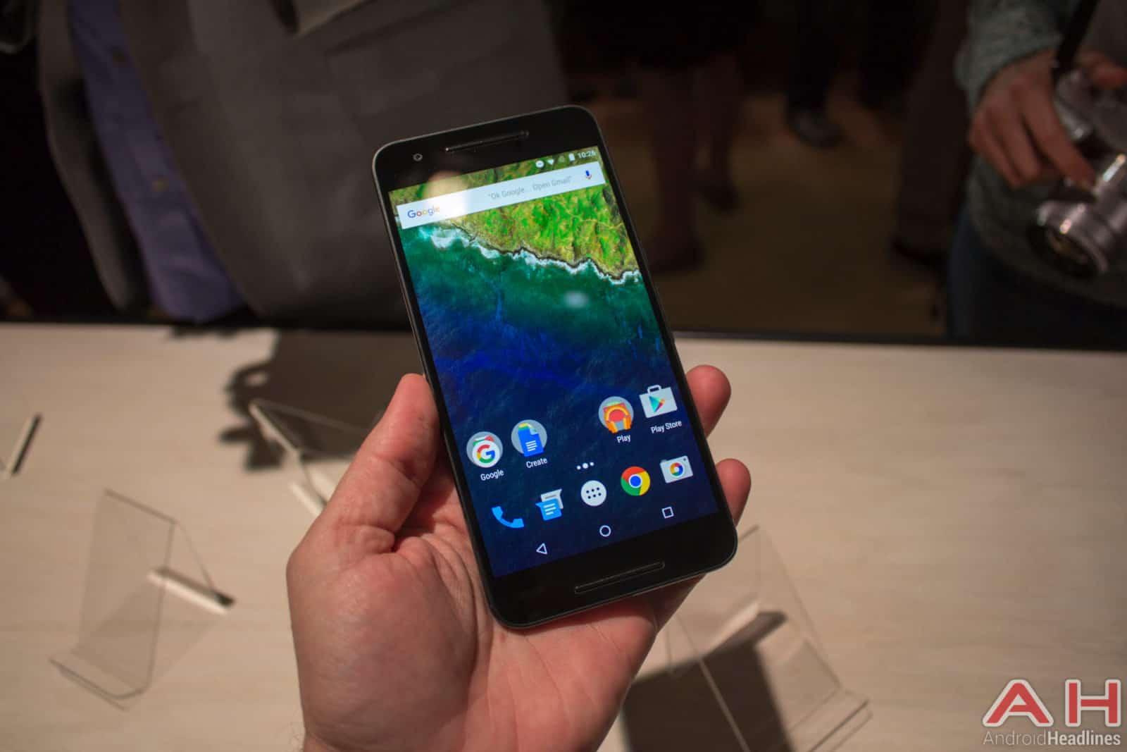 Nexus 6P Hands ON AH 9