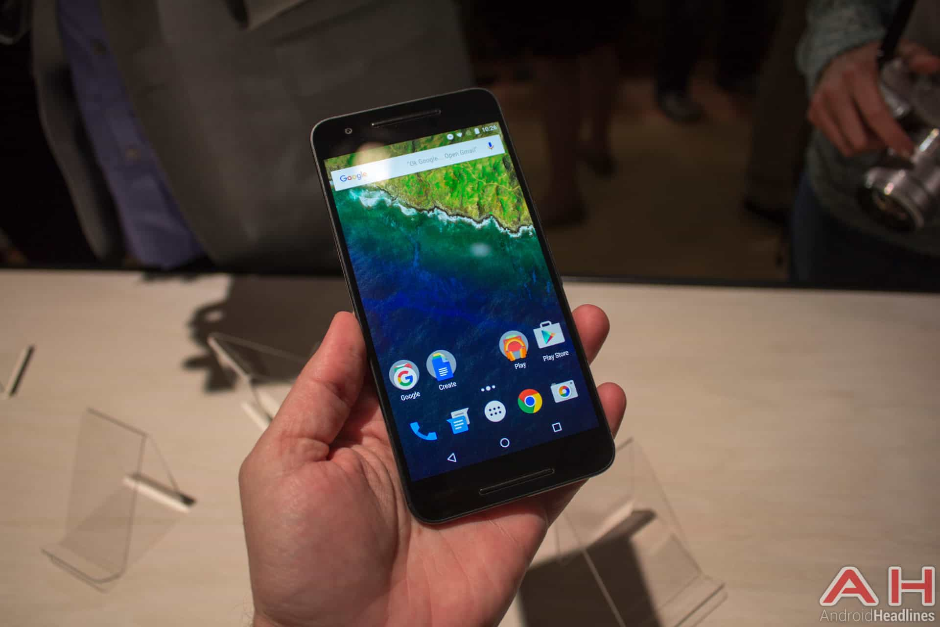 Nexus 6P Hands ON AH 9