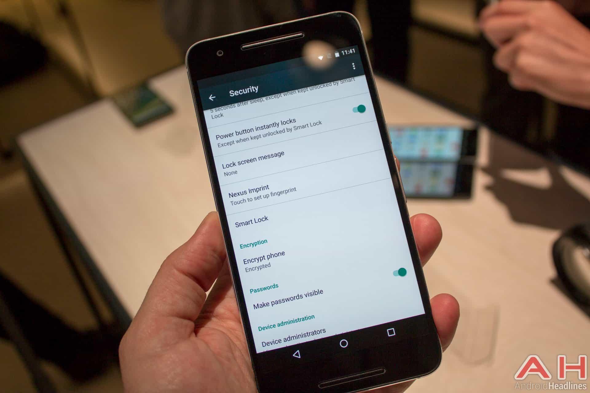 Nexus 6P Hands On Batch 2 AH 20