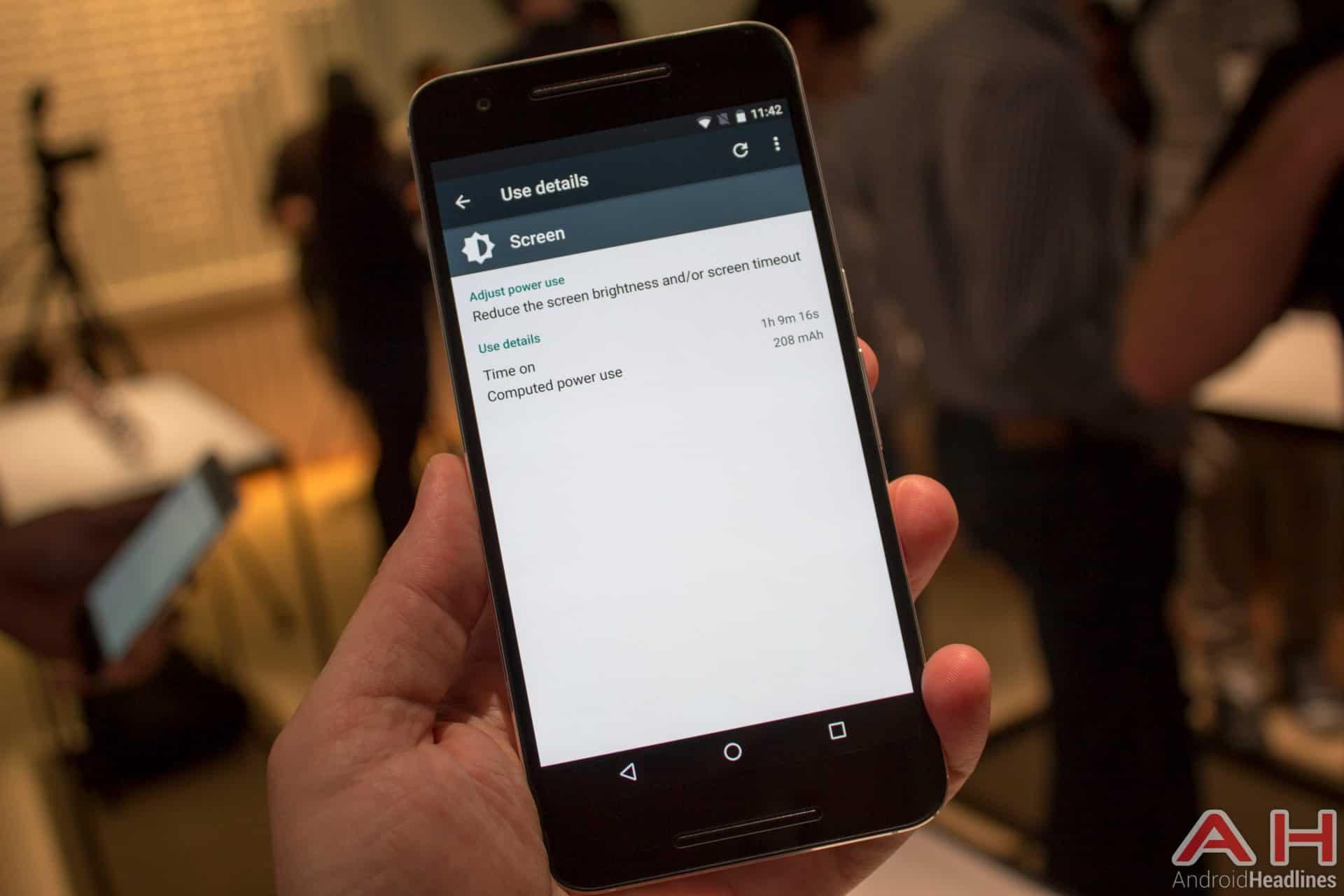 Nexus 6P Hands On Batch 2 AH 24