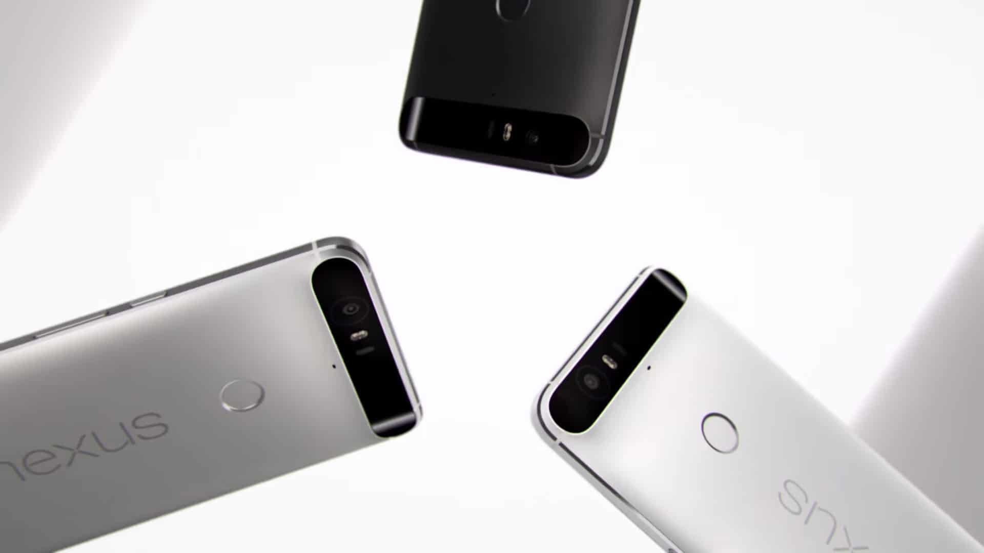 Nexus 6p promo vid