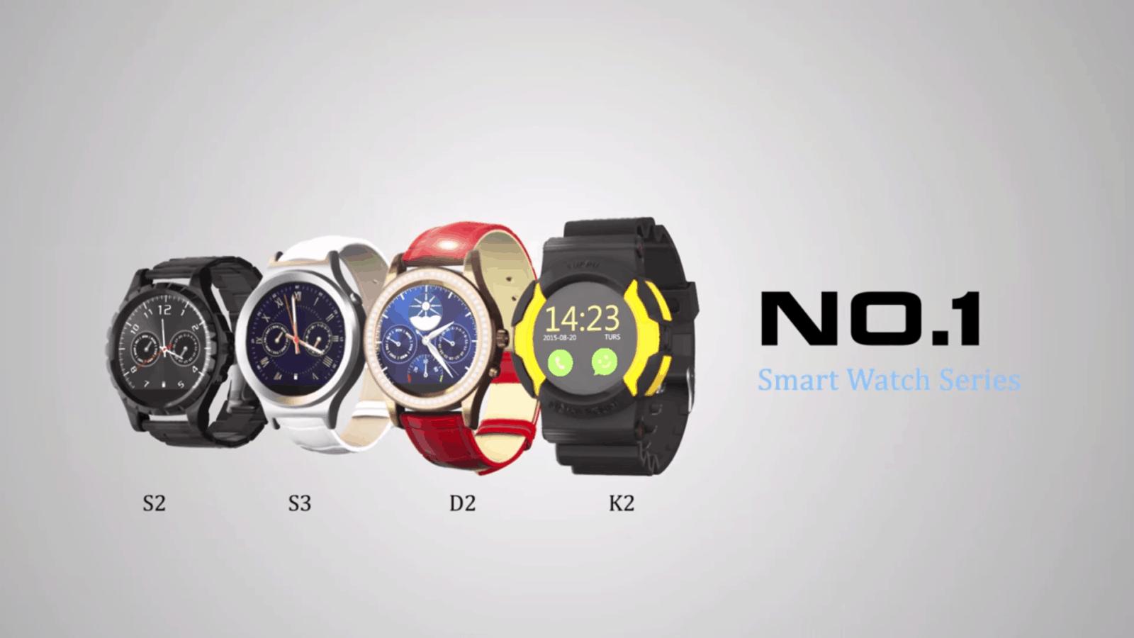 No.1 smartwatch lineup (Sep 2015)_1