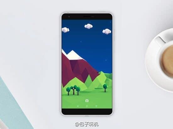Nokia C1 Android phone render