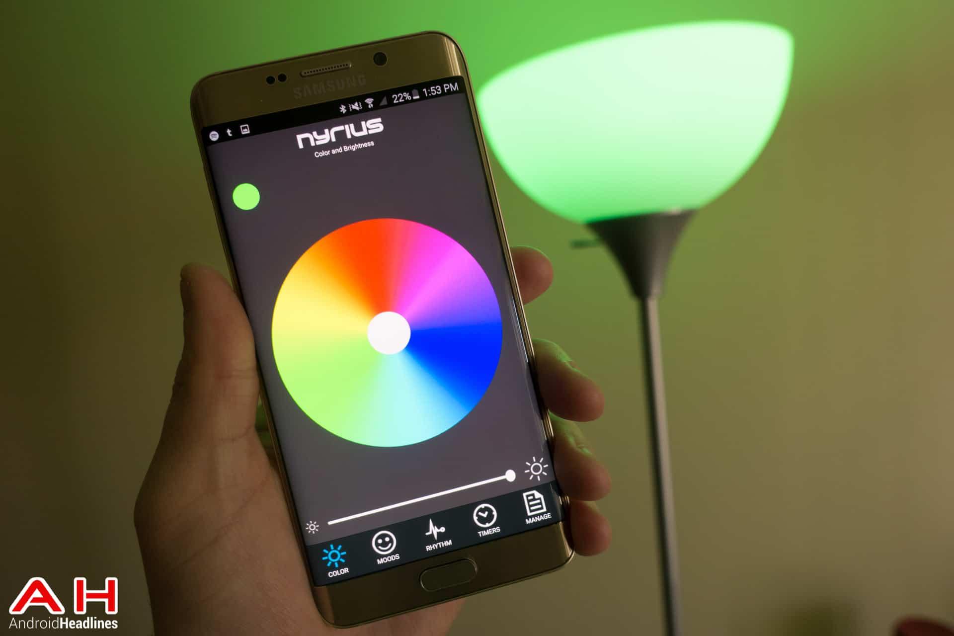 Nyrius Smart LED Bulb AH 1